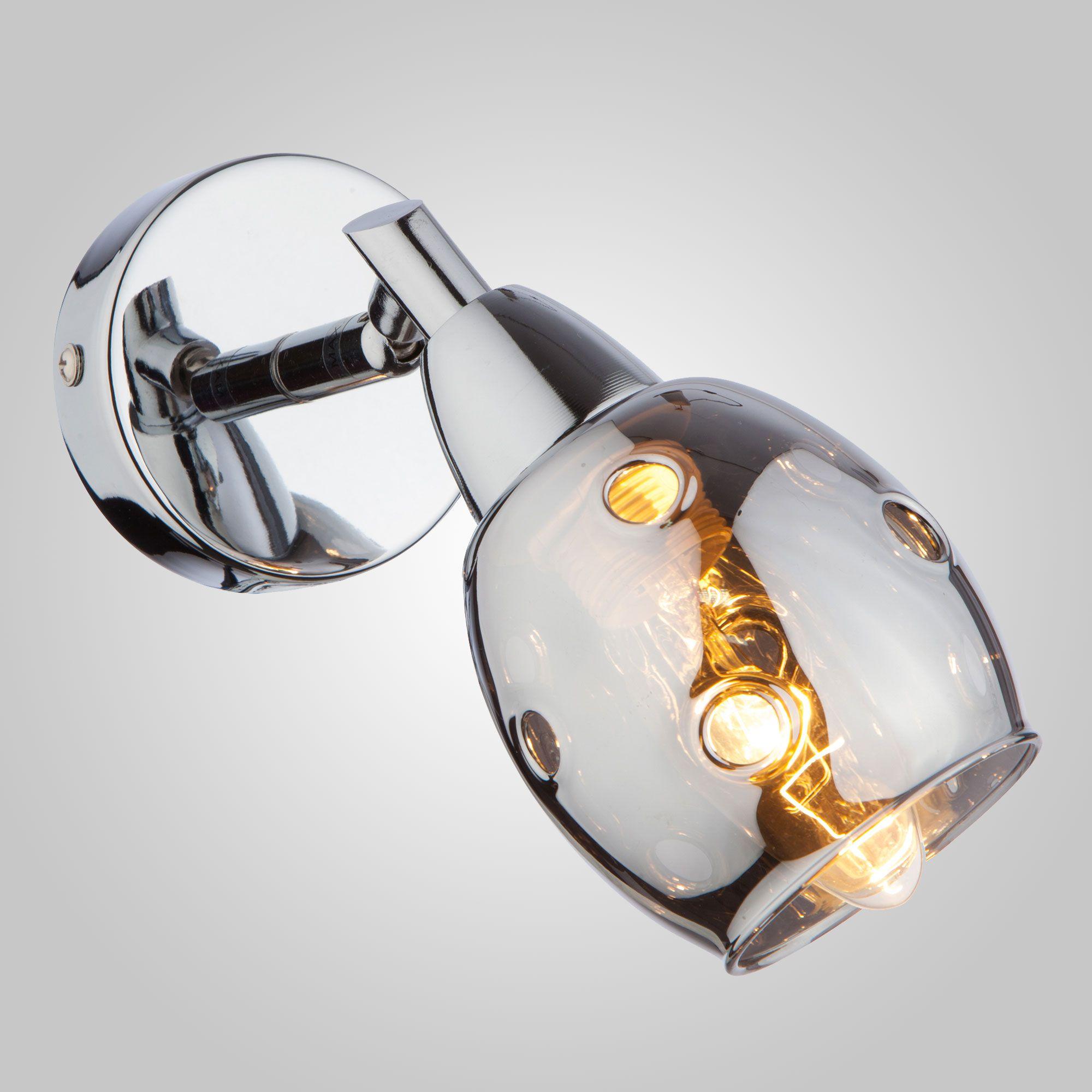 Настенный светильник 20050/1 хром
