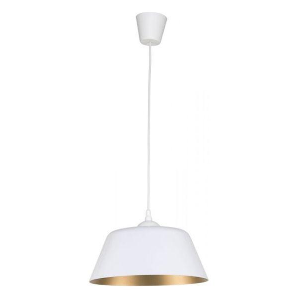 Подвесной светильник с белым плафоном 1704 Rossi