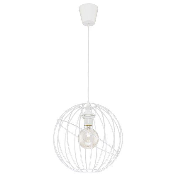 Подвесной светильник лофт 1630 Orbita White