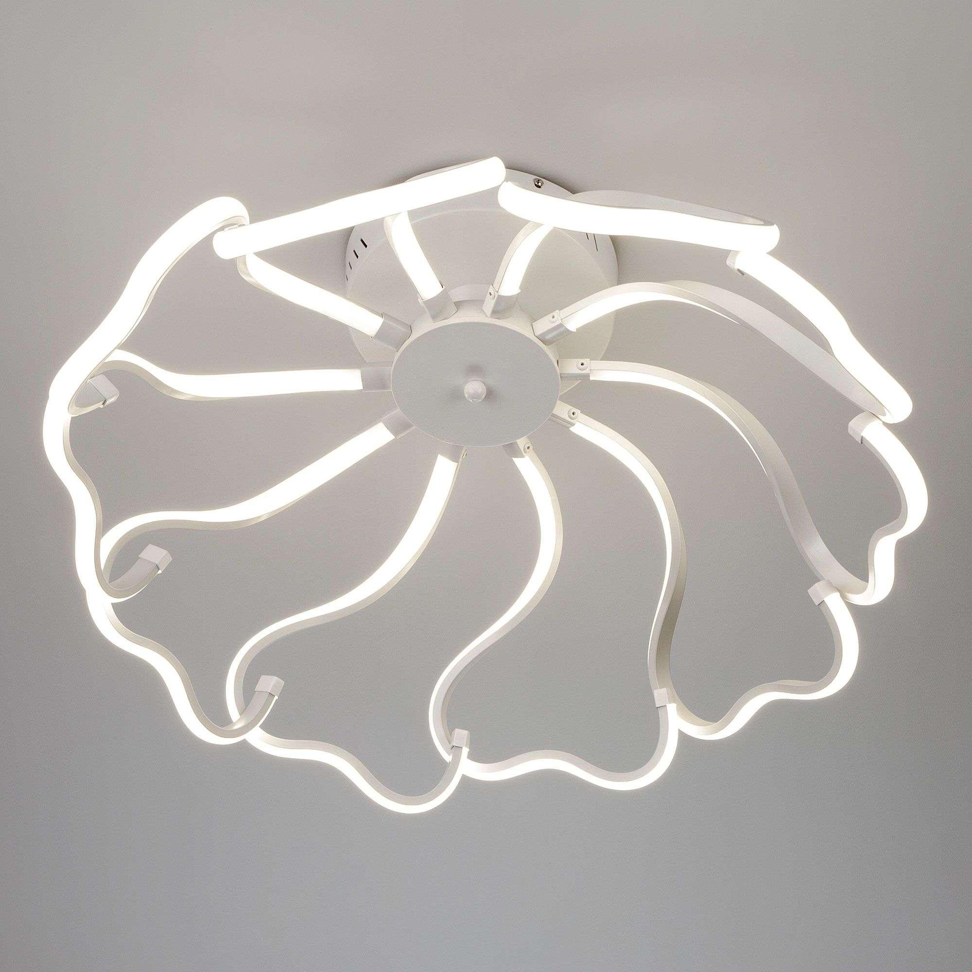 Потолочный LED светильник 90095/10 белый