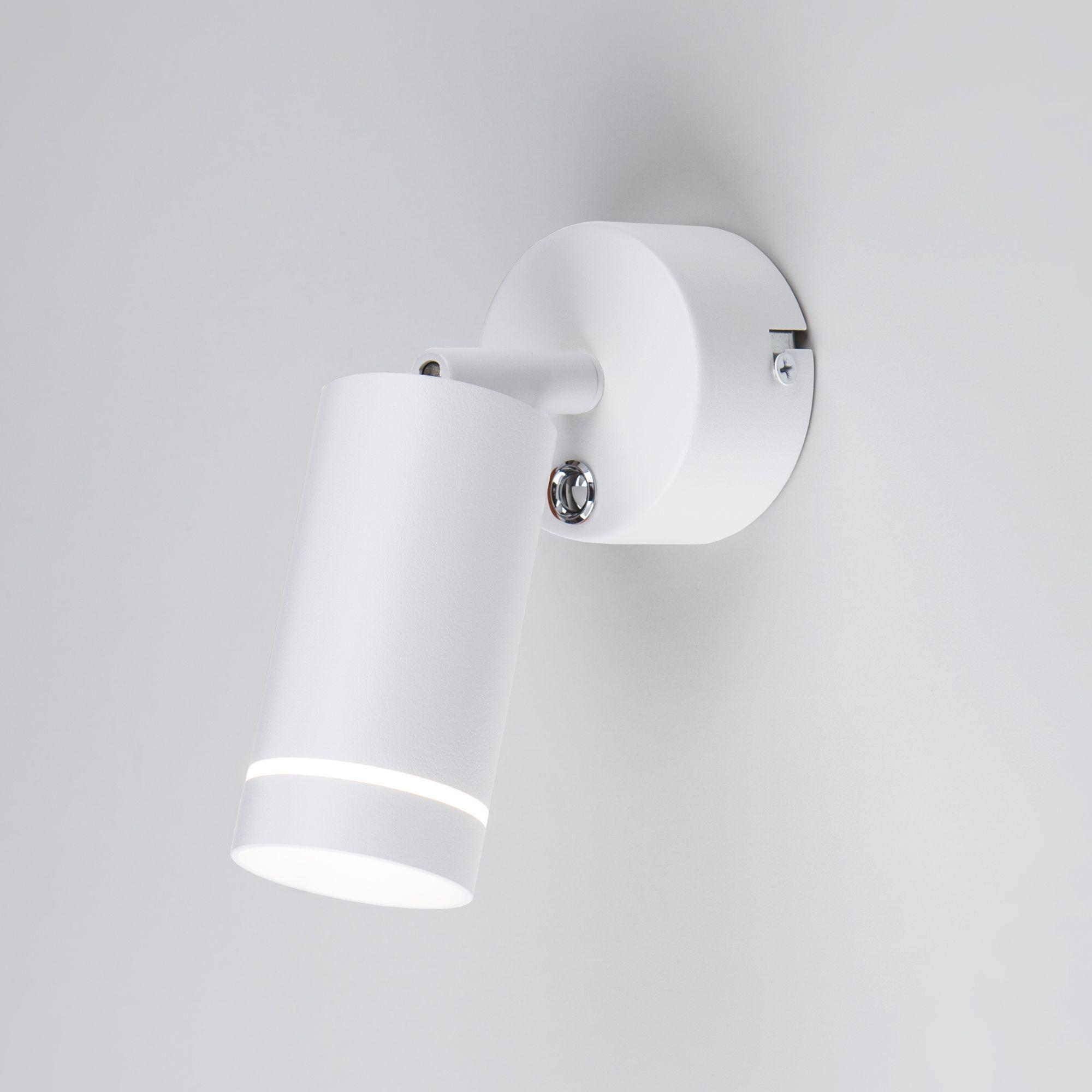Настенный светодиодный светильник Glory SW LED белый Glory SW LED белый (MRL LED 1005)