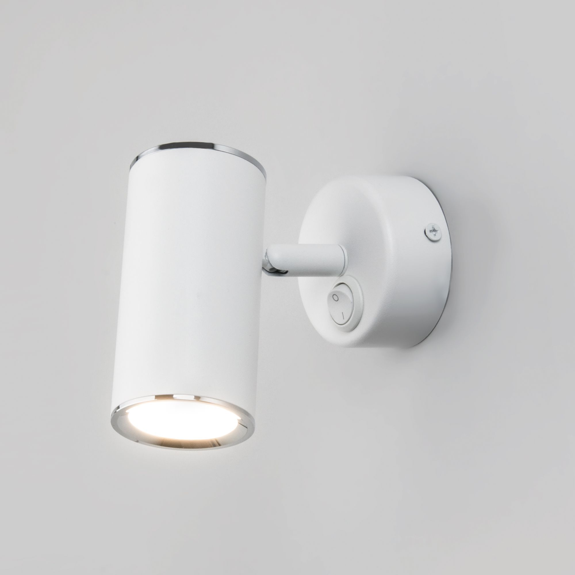 Настенный светодиодный светильник Rutero GU10 SW белый Rutero GU10 SW белый (MRL 1003)