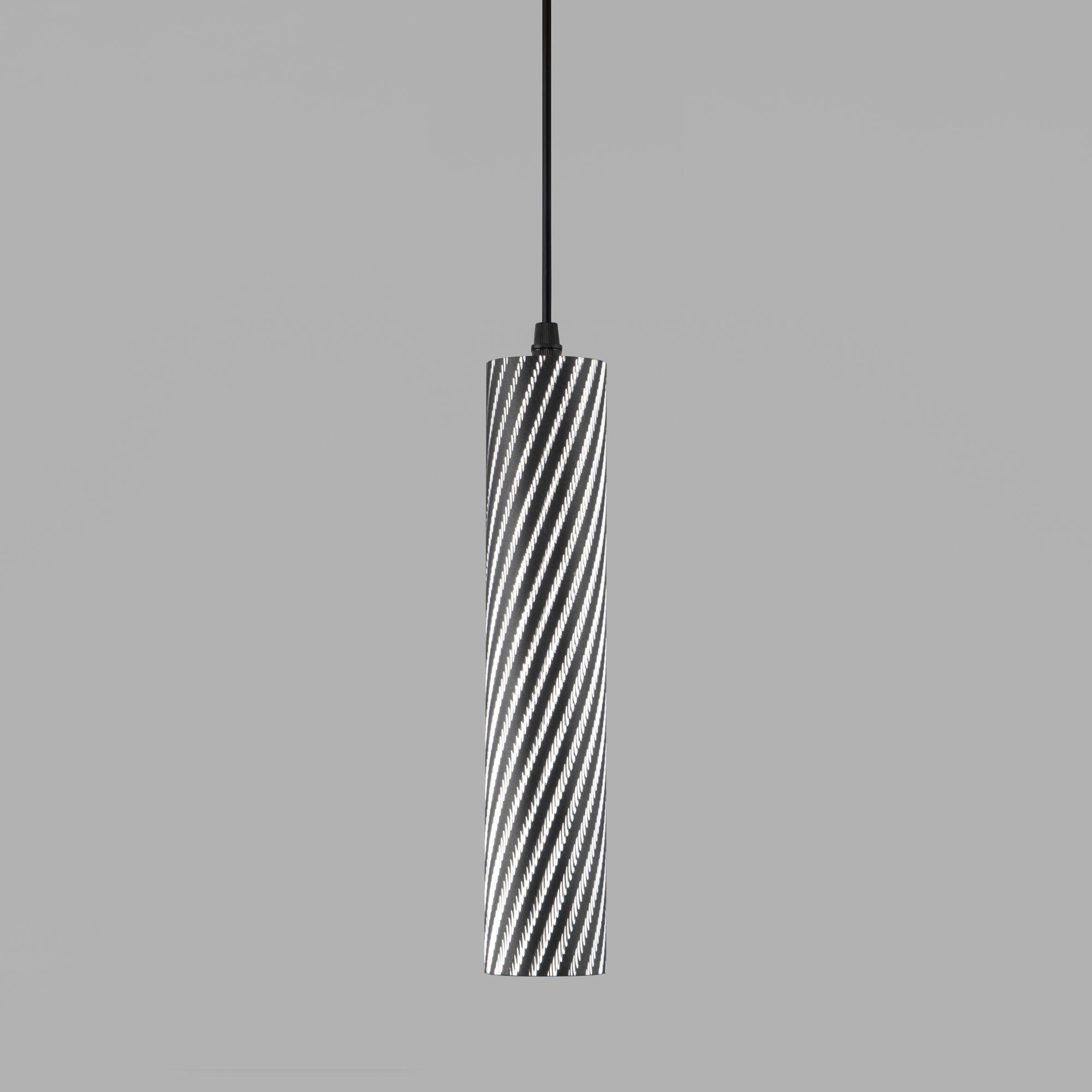 Подвесной светодиодный светильник 50190/1 LED черный