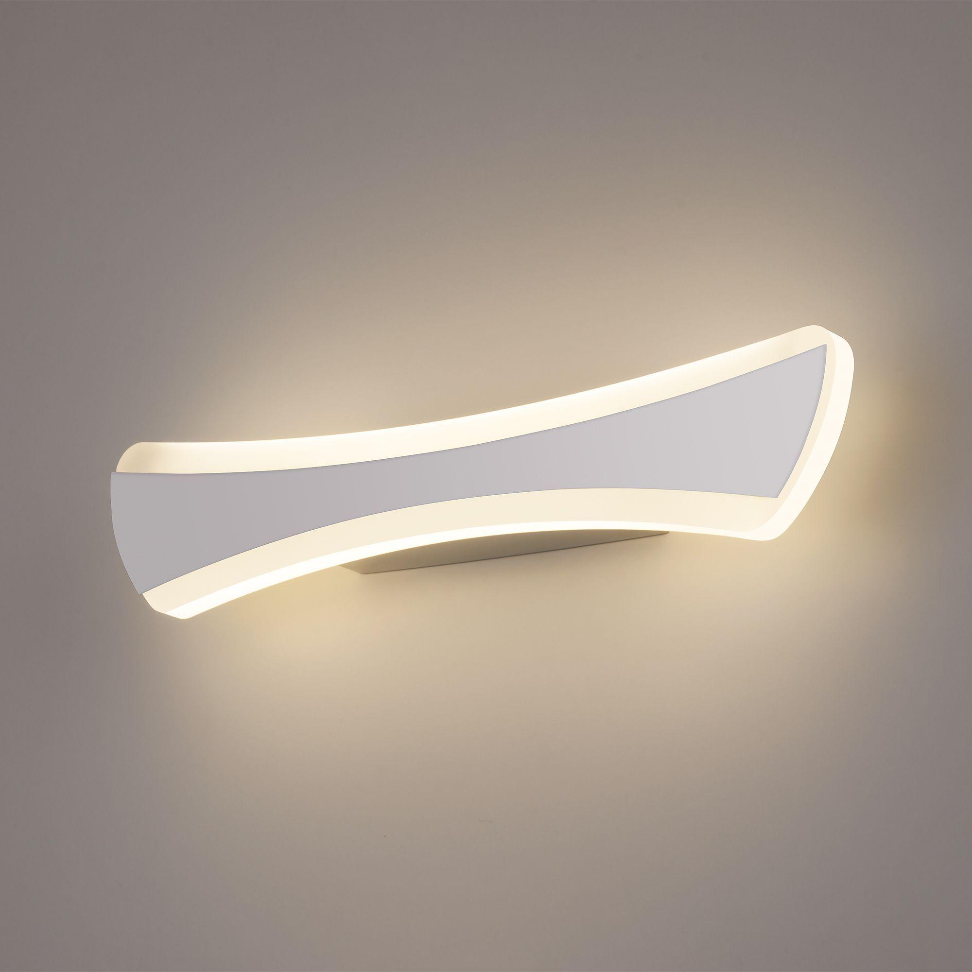 Настенный светодиодный светильник Wave LED MRL LED 1090
