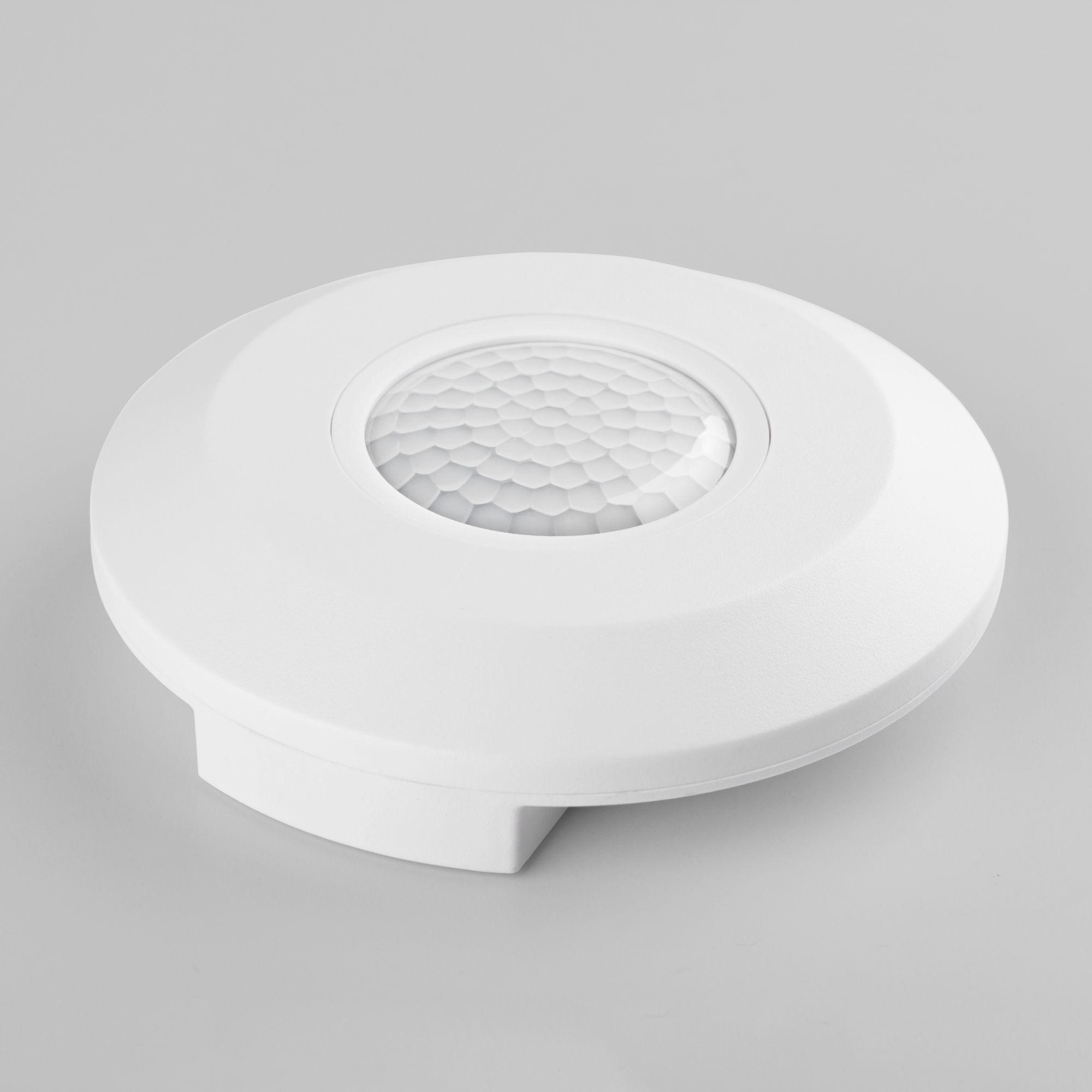 Инфракрасный датчик движения 6м 2000W 360 IP20 SNS-M-11
