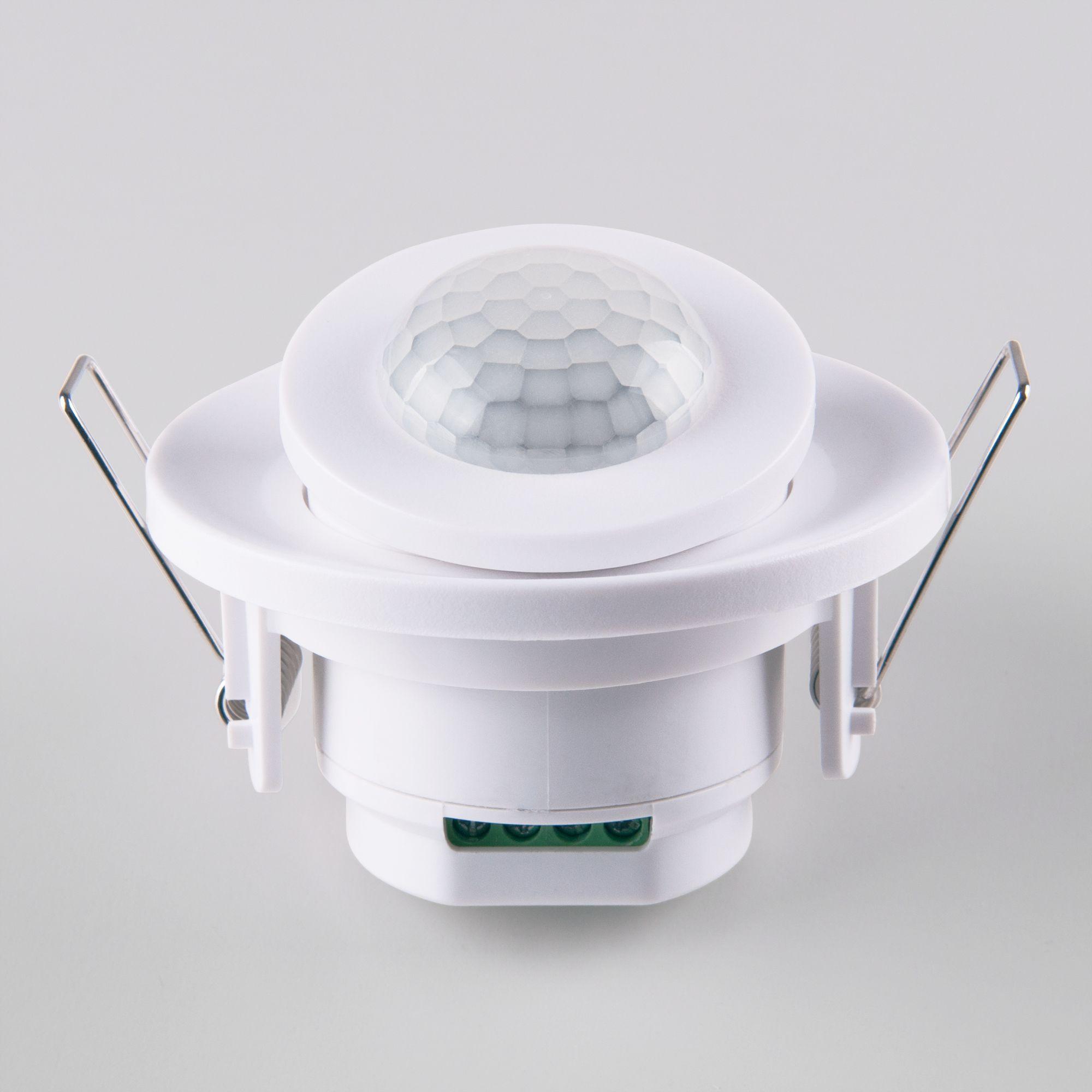 Инфракрасный датчик движения 8м 800W 360 IP20 SNS-M-12