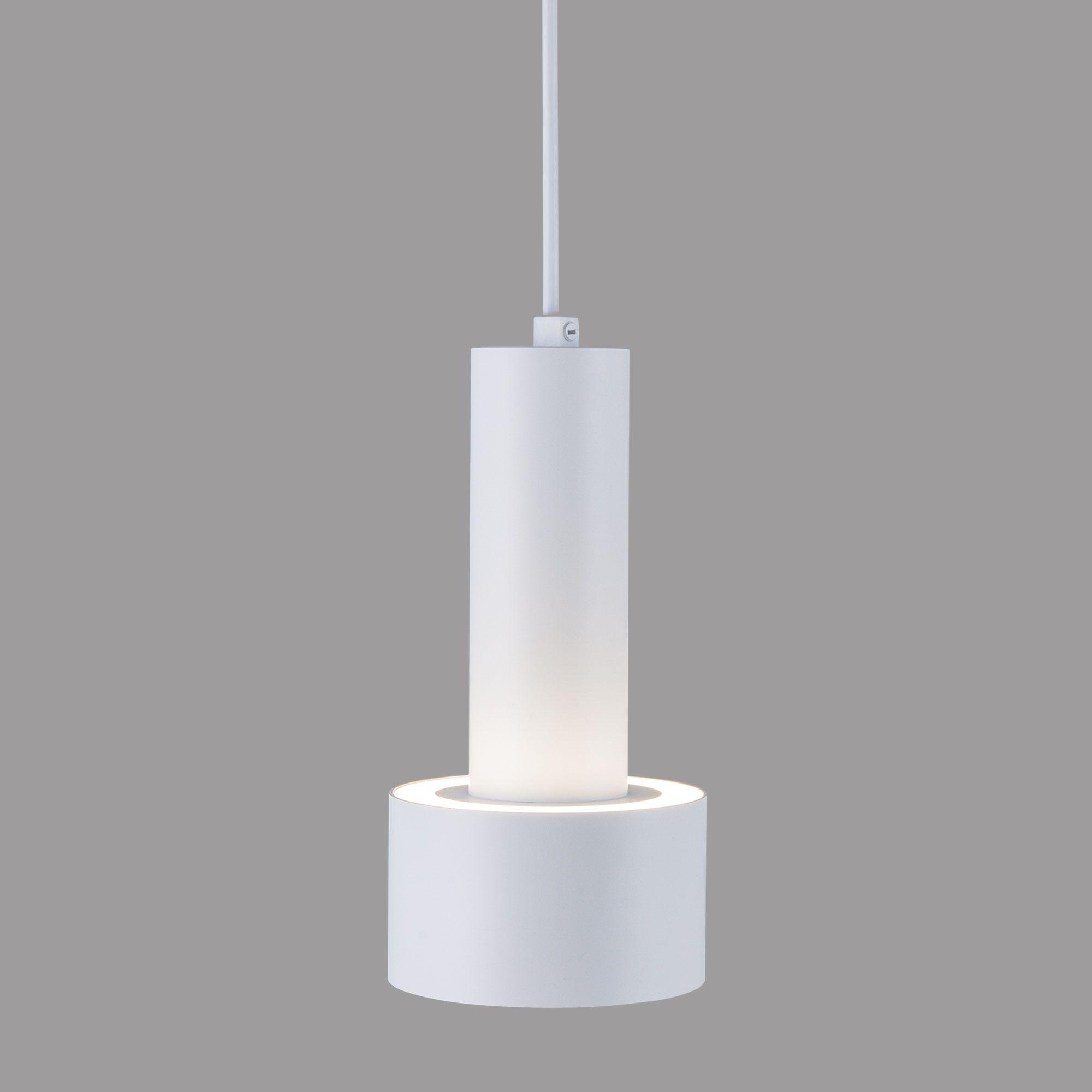 Накладной потолочный светодиодный светильник DLR033 белый