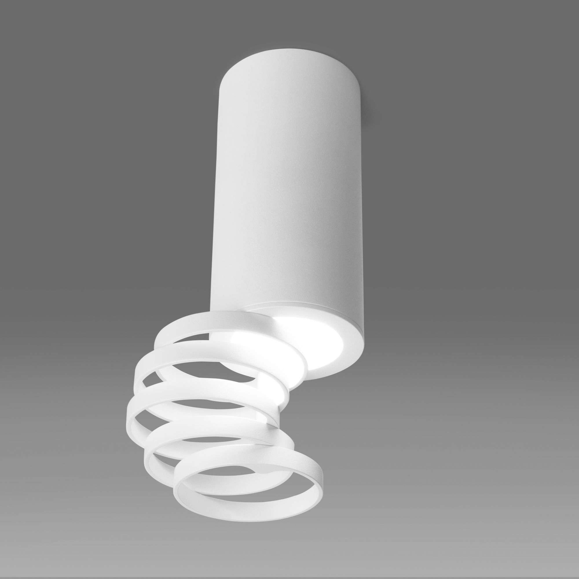 Накладной точечный светильник DLN102 GU10