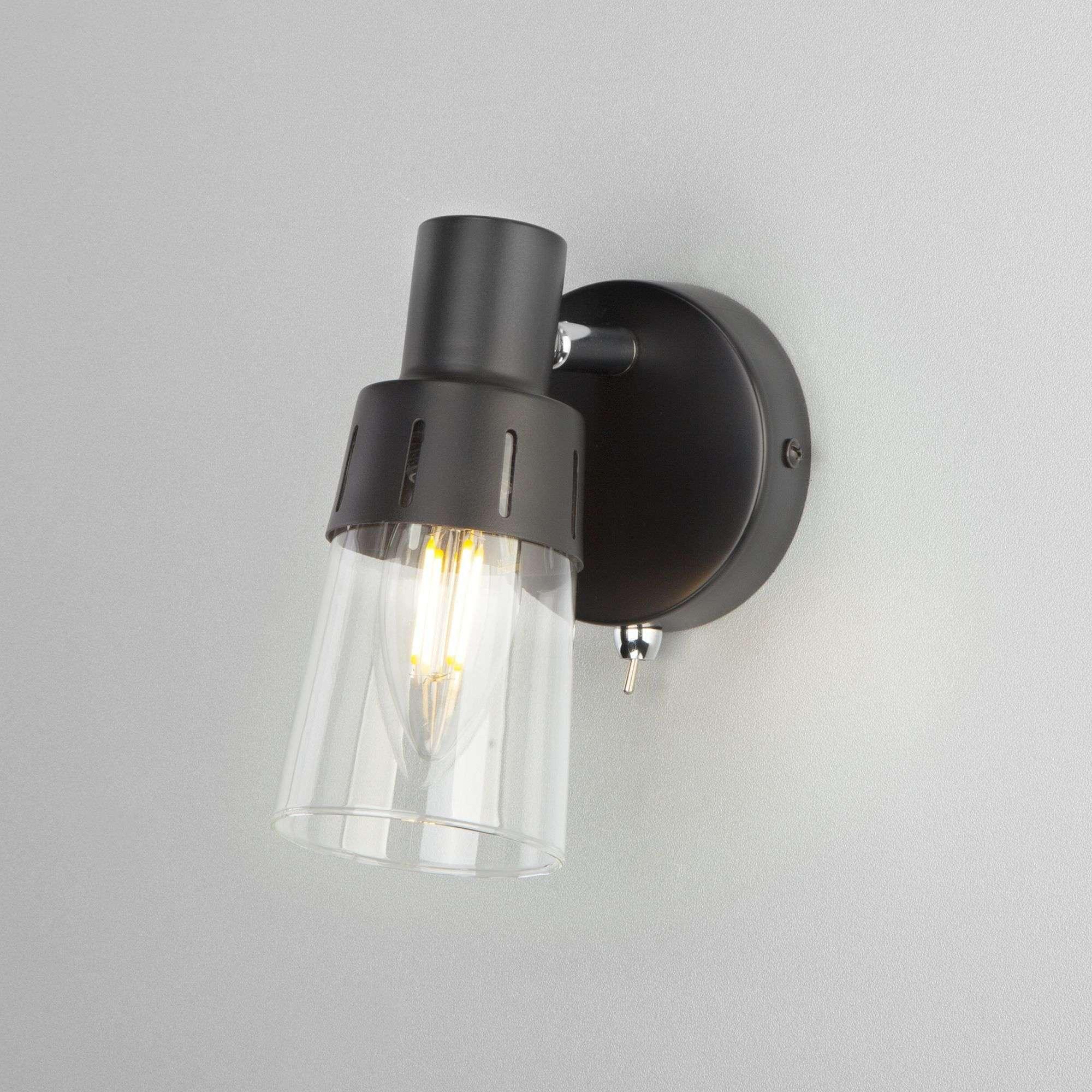 Настенный светильник с выключателем 20081/1