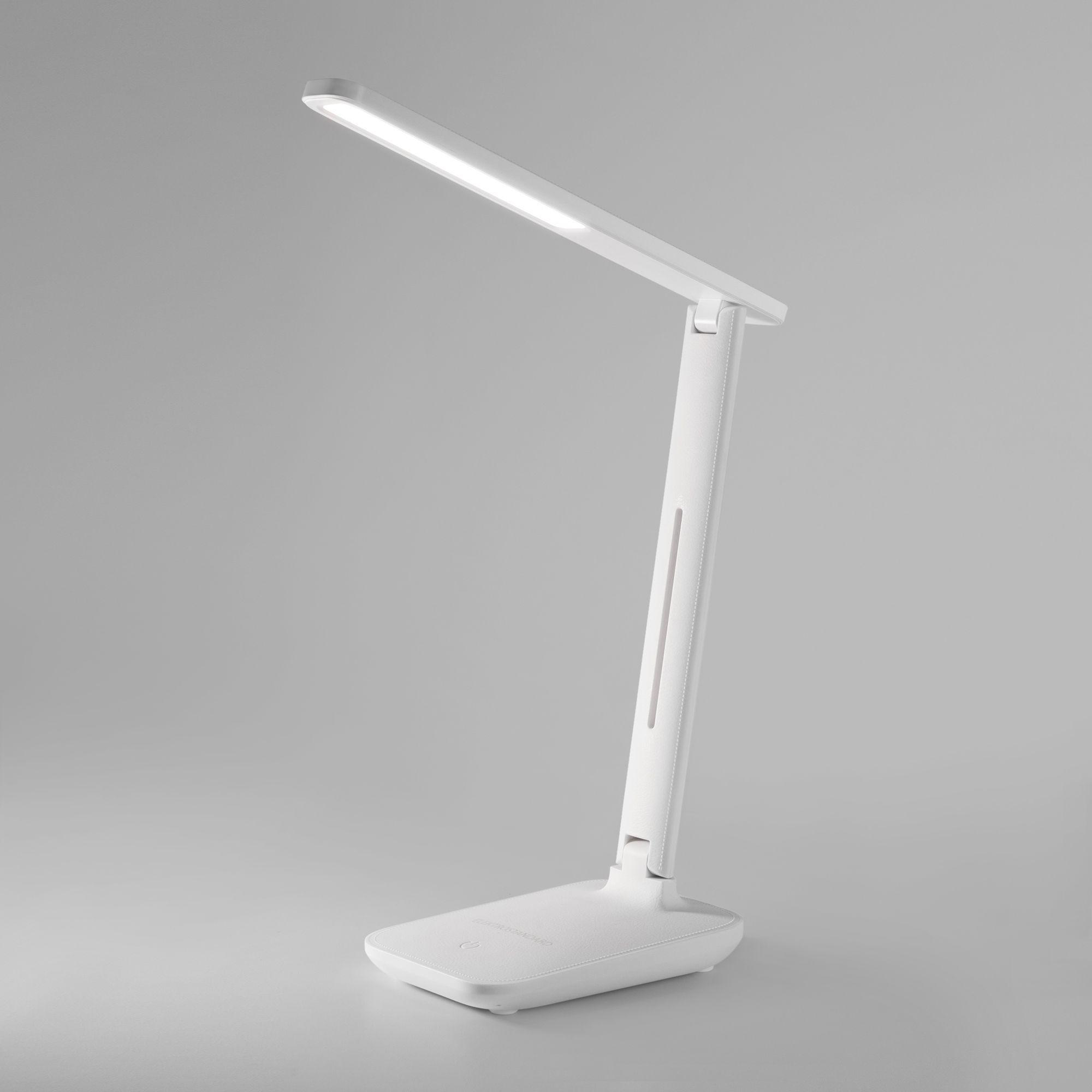 Настольный светодиодный светильник Pele белый Pele белый (TL80960)