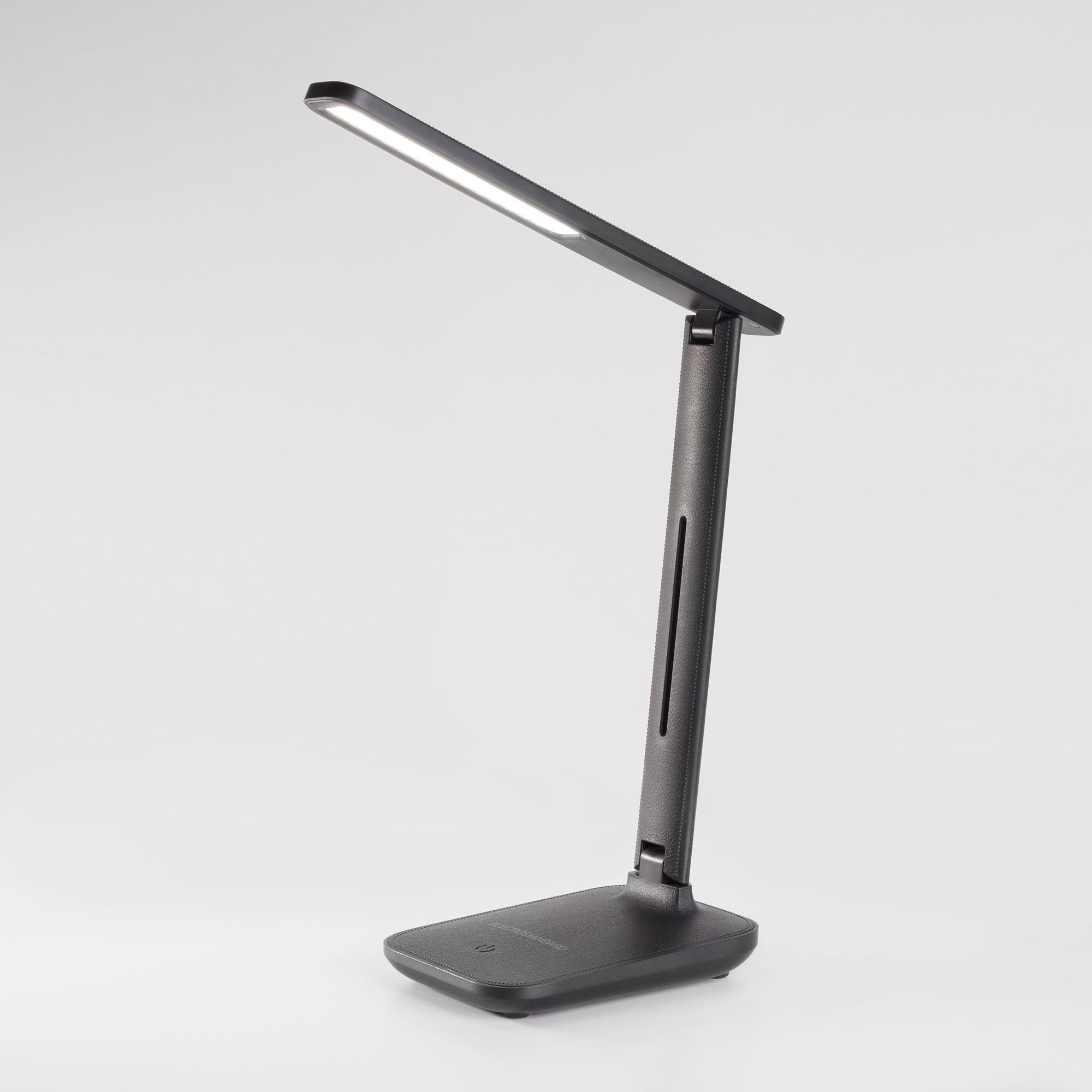 Настольный светодиодный светильник Pele черный Pele черный (TL80960)
