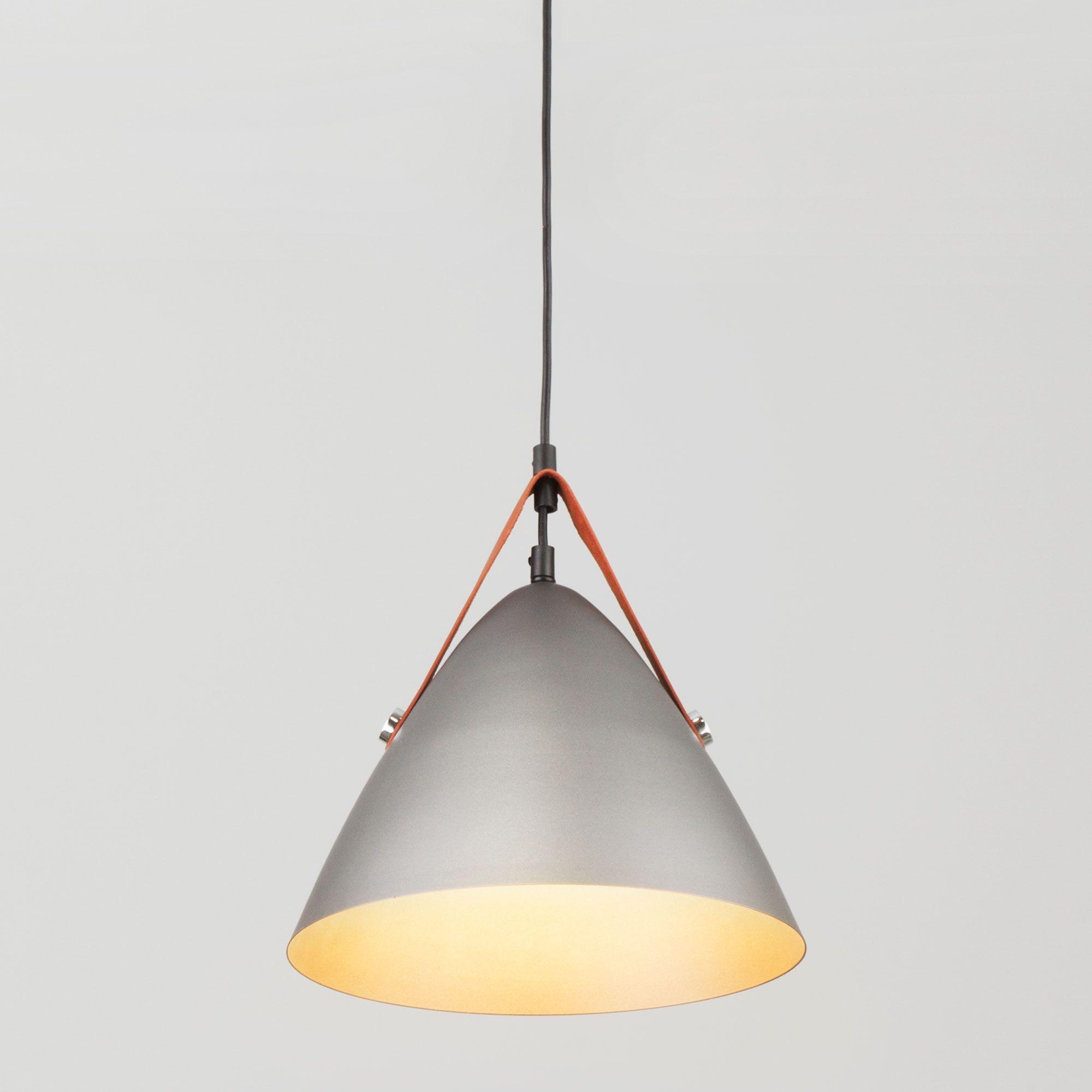 Подвесная люстра в стиле лофт 50141/1 серый