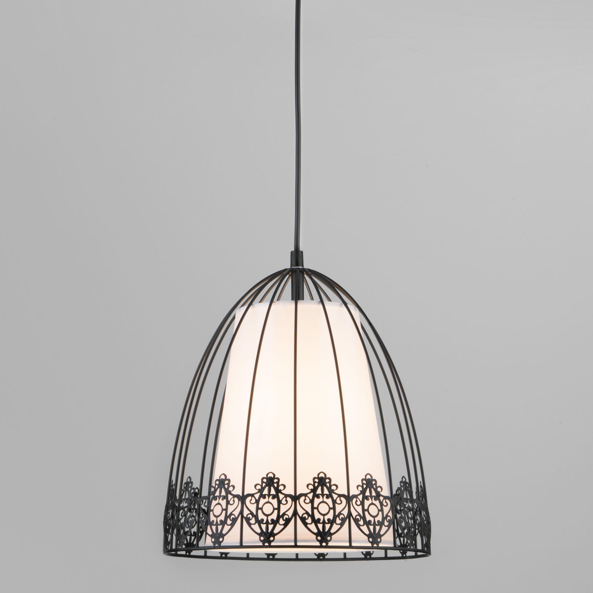 Подвесной светильник 50075/1 черный