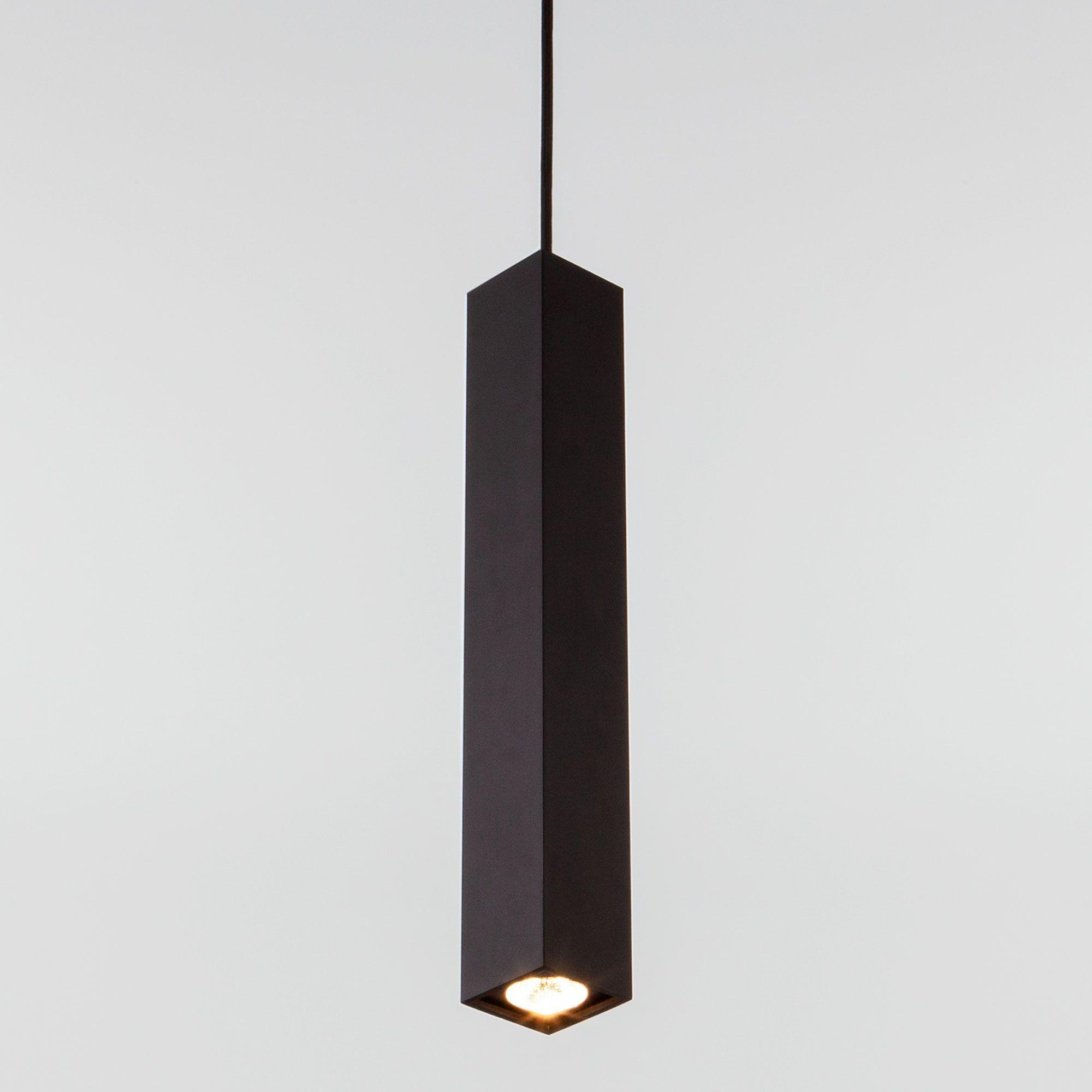 Подвесной светильник 50154/1 LED черный