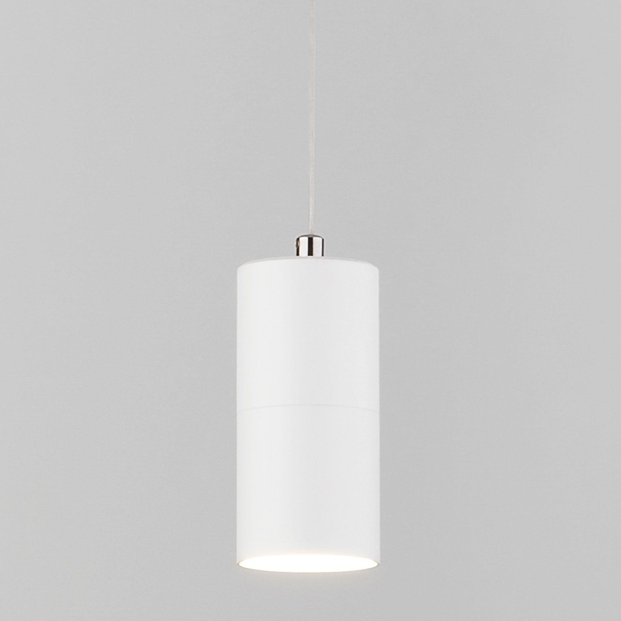 Подвесной светильник лофт для акцентного освещения 50146/1 белый