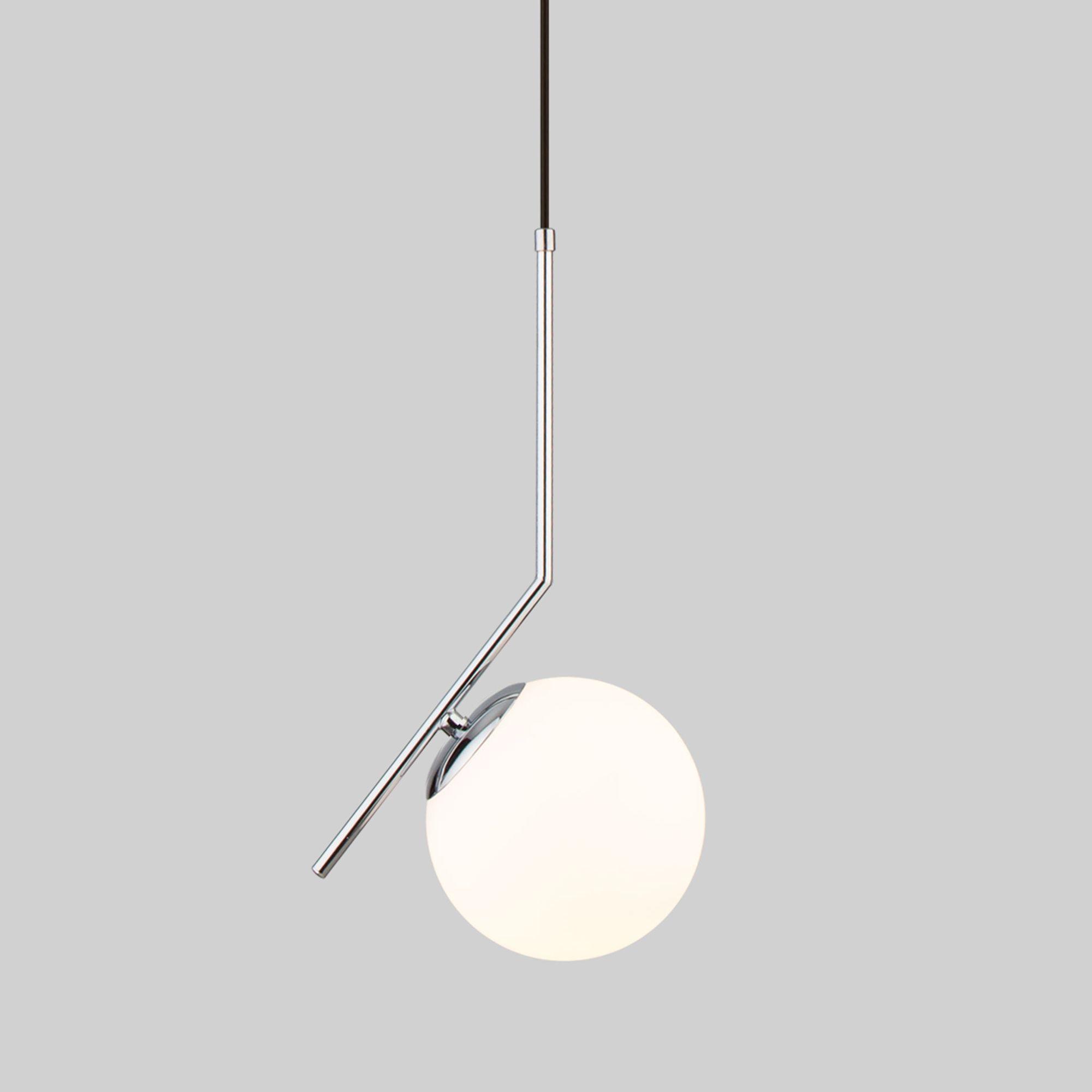 Подвесной светильник с длинным тросом 1,8м 50159/1