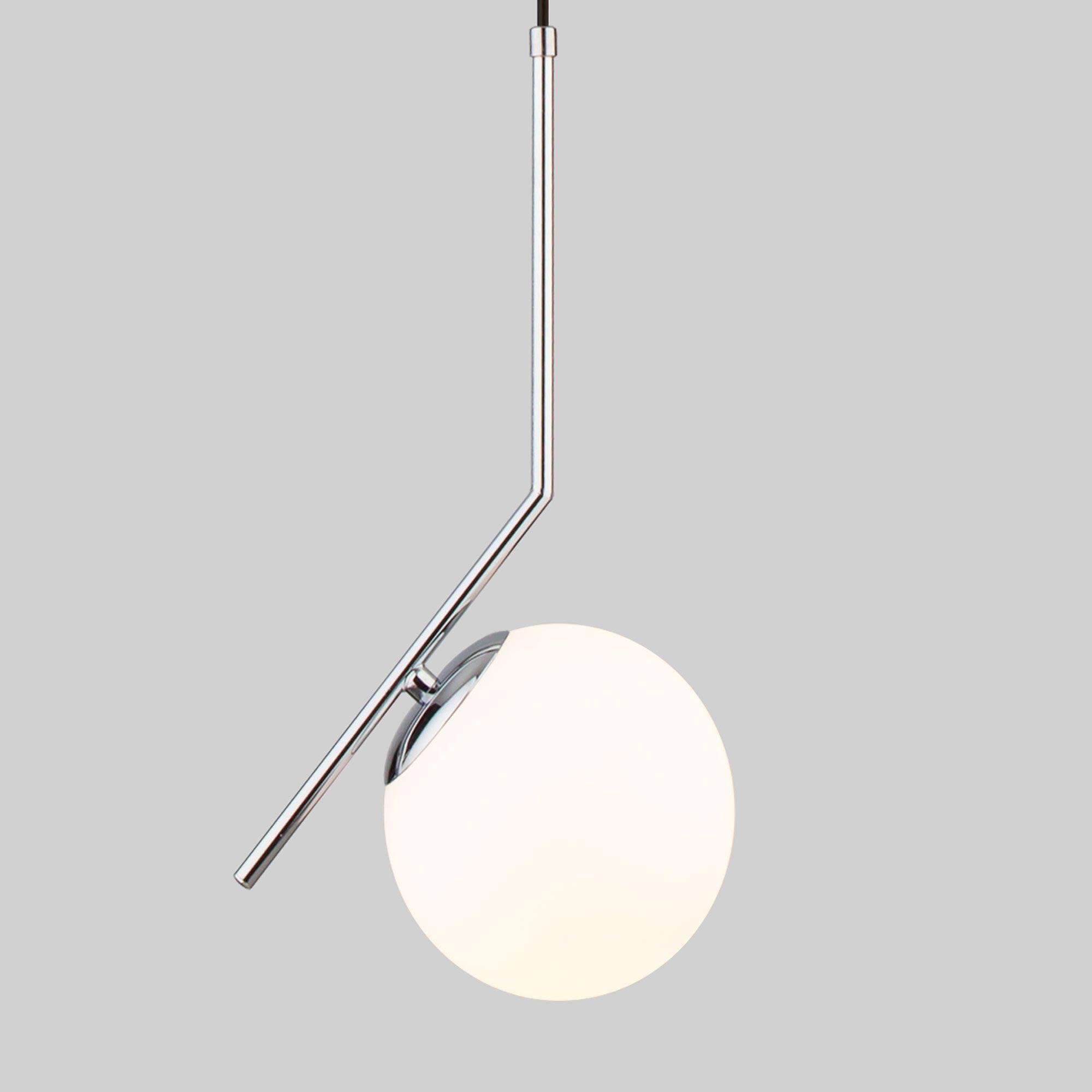 Подвесной светильник с длинным тросом 1,8м 50160/1