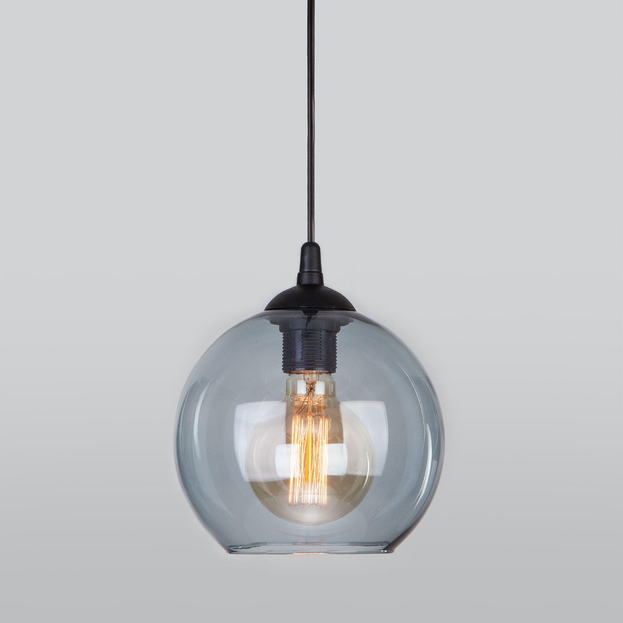 Подвесной светильник со стеклянным плафоном 4444 Cubus