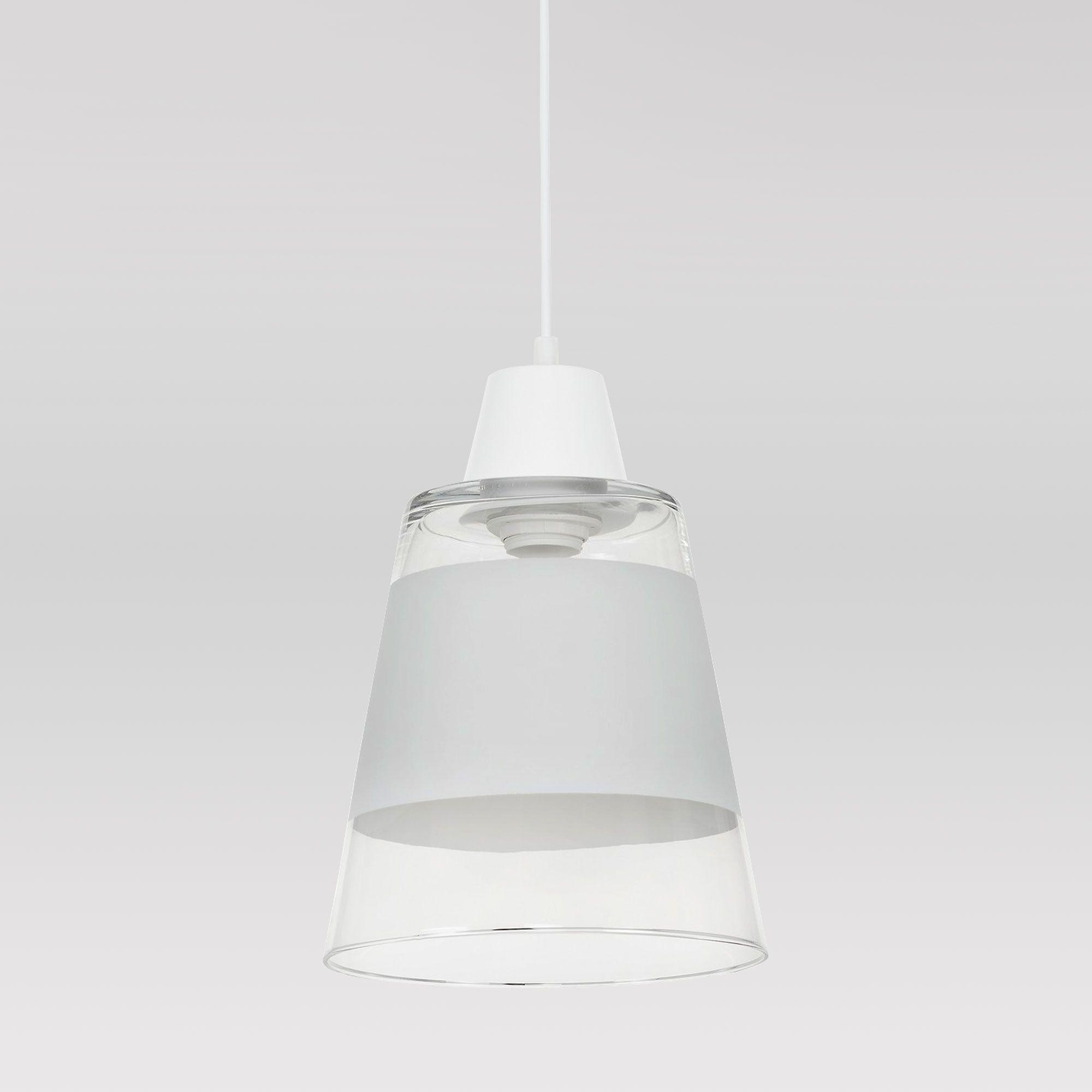 Подвесной светильник со стеклянным плафоном 939 Trick