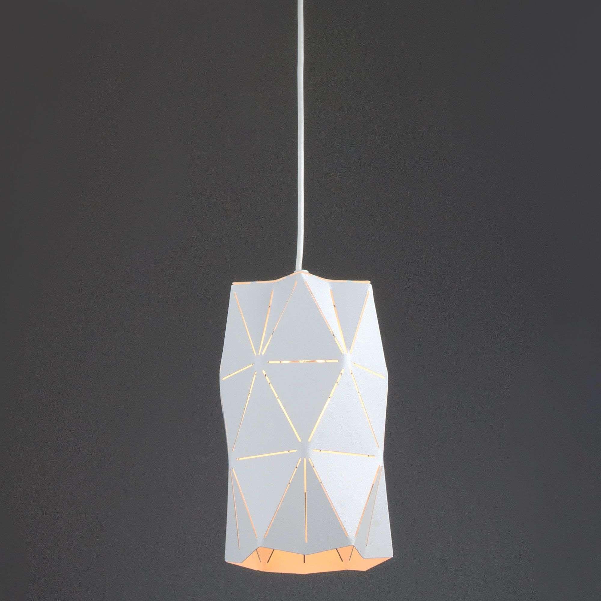 Подвесной светильник в стиле лофт 50145/1 белый