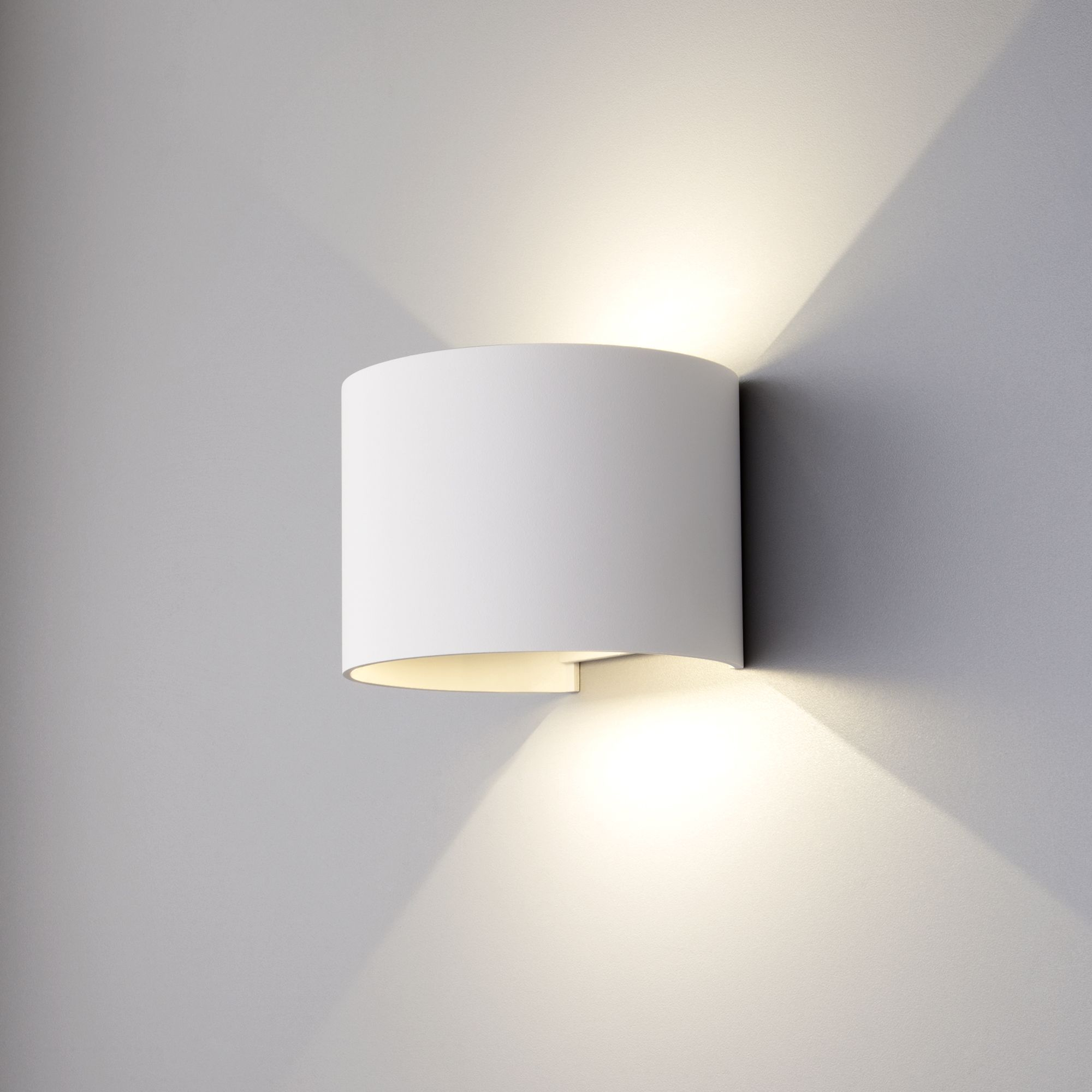Пылевлагозащи<wbr>щенный светодиодный светильник Blade белый IP54 1518 Techno LED белый