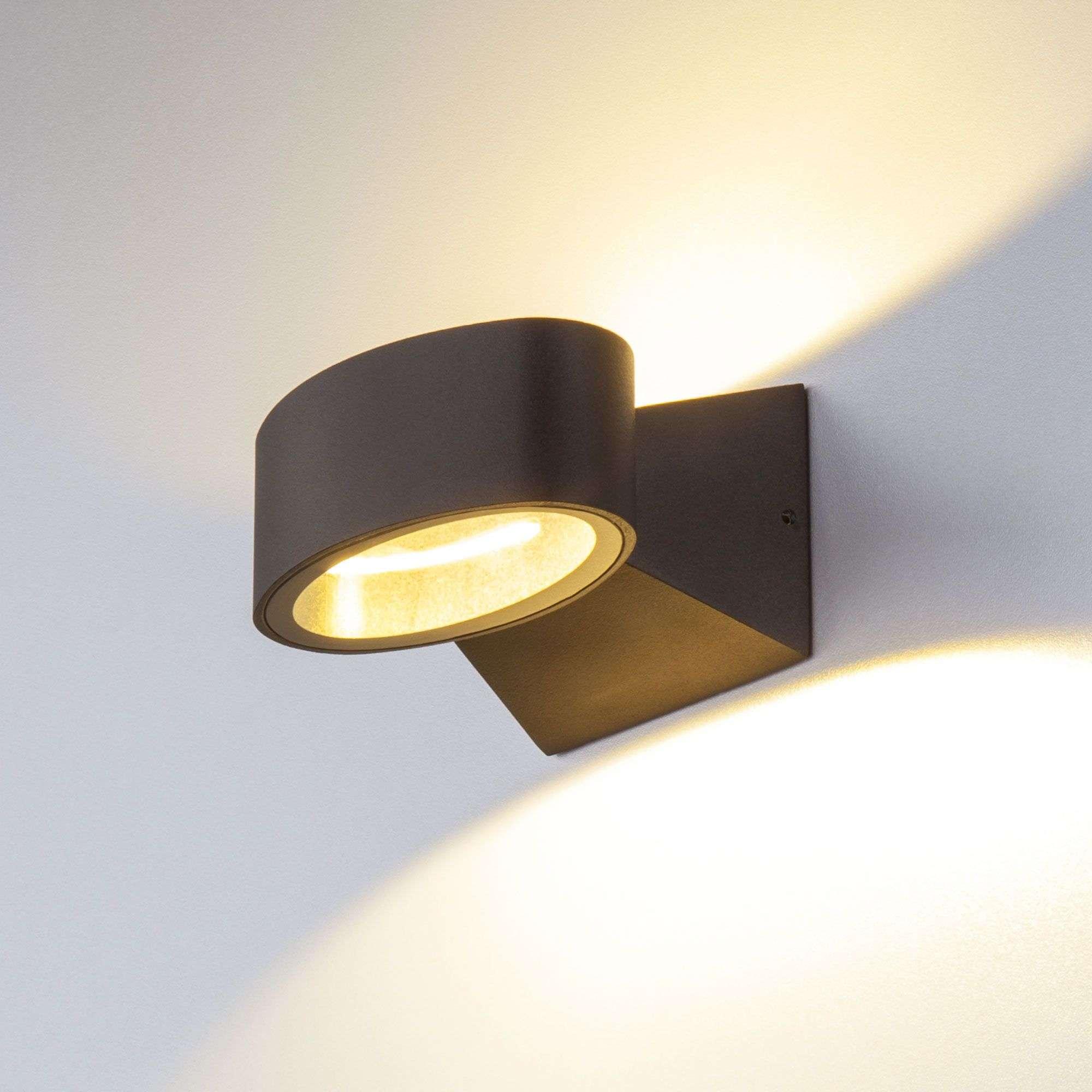 Пылевлагозащи<wbr>щенный светодиодный светильник Blinc черный IP54 1549 Techno LED черный