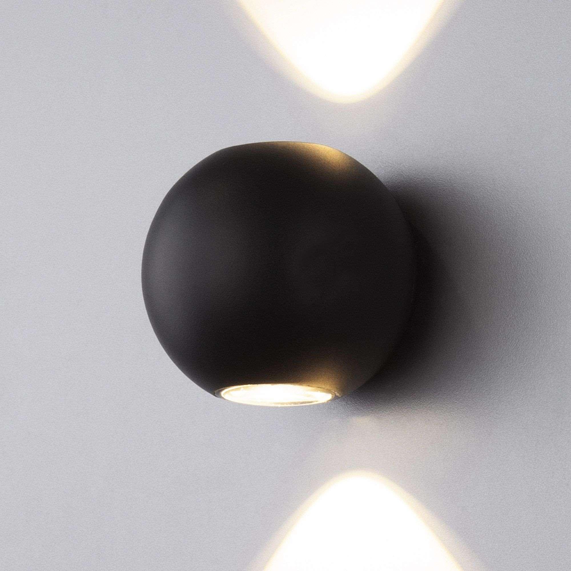 Пылевлагозащи<wbr>щенный светодиодный светильник Diver черный IP54 1566 Techno LED черный