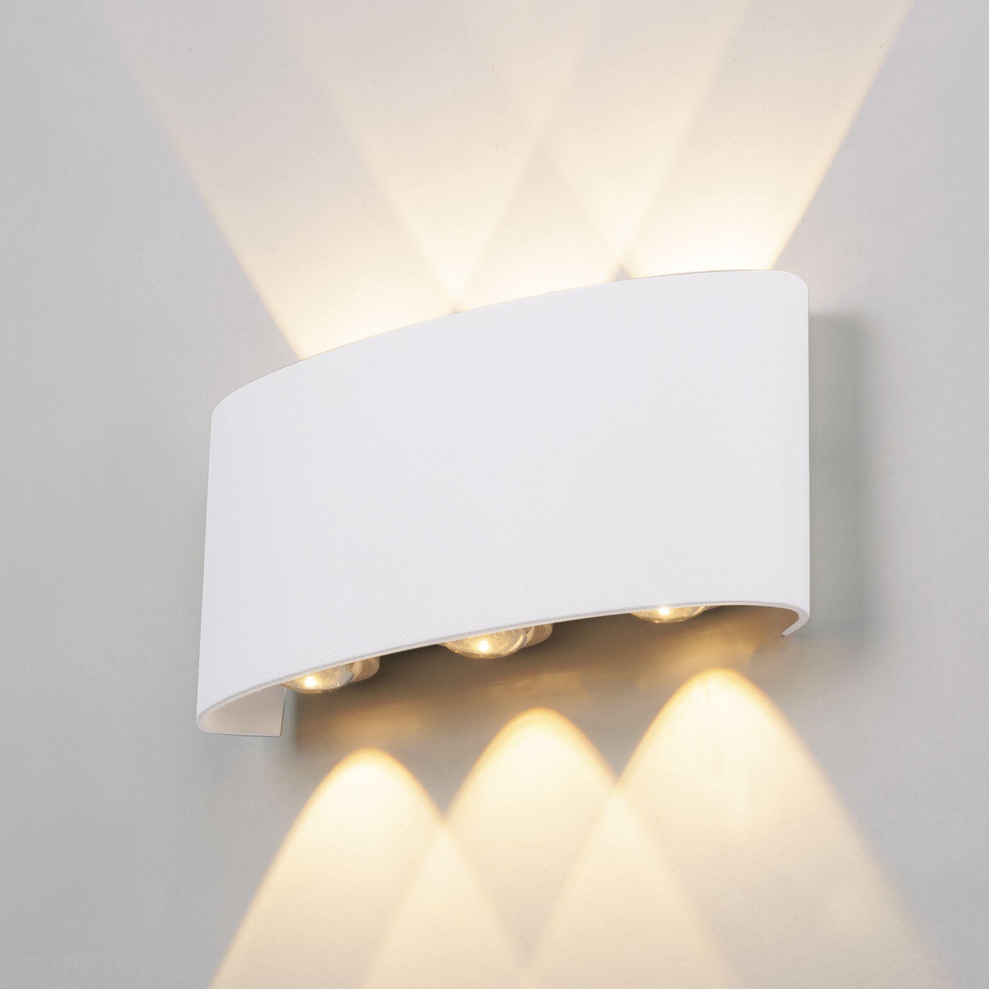 Пылевлагозащи<wbr>щенный светодиодный светильник Twinky Trio белый IP54 1551 Techno LED белый