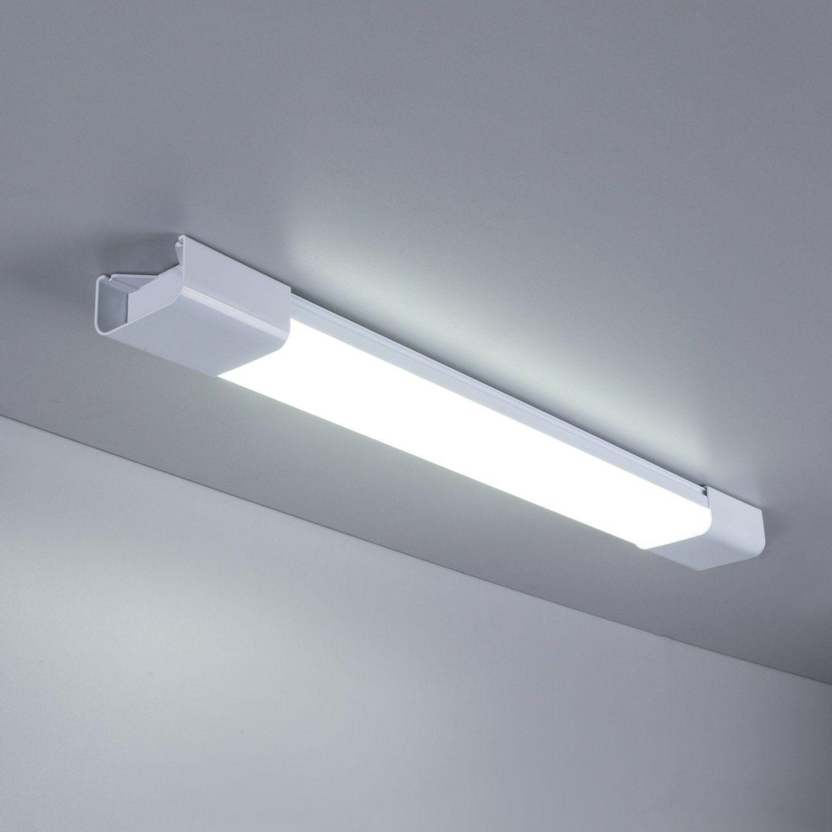 Пылевлагозащи<wbr>щенный светодиодный светильник 18 Вт 6500 K IP65 LTB0201D
