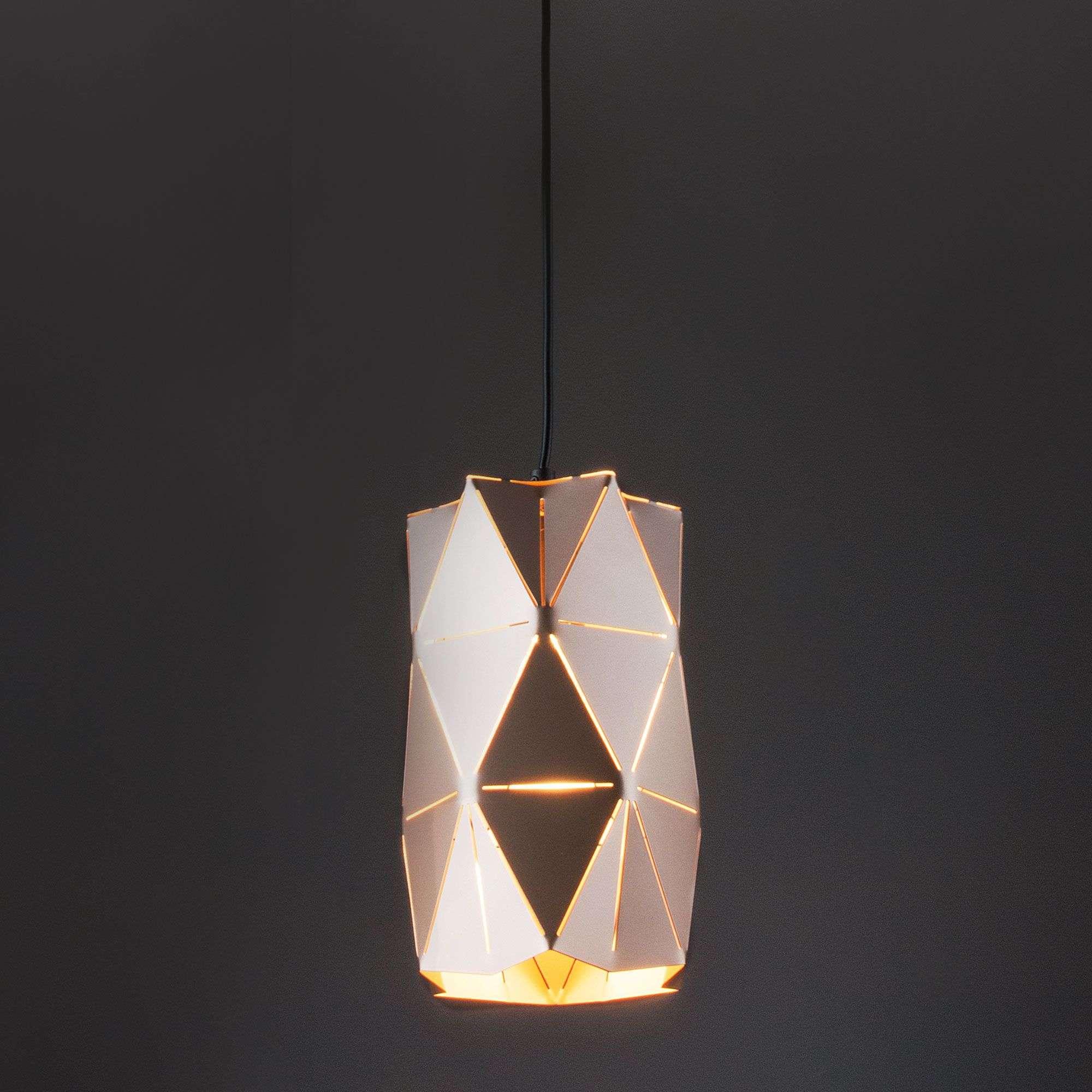Светильник лофт подвесной на планке 50145/1 золотой