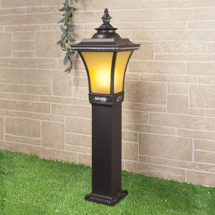 Ландшафтный светильник на столбе Libra F венге IP44 GLXT-1408F венге