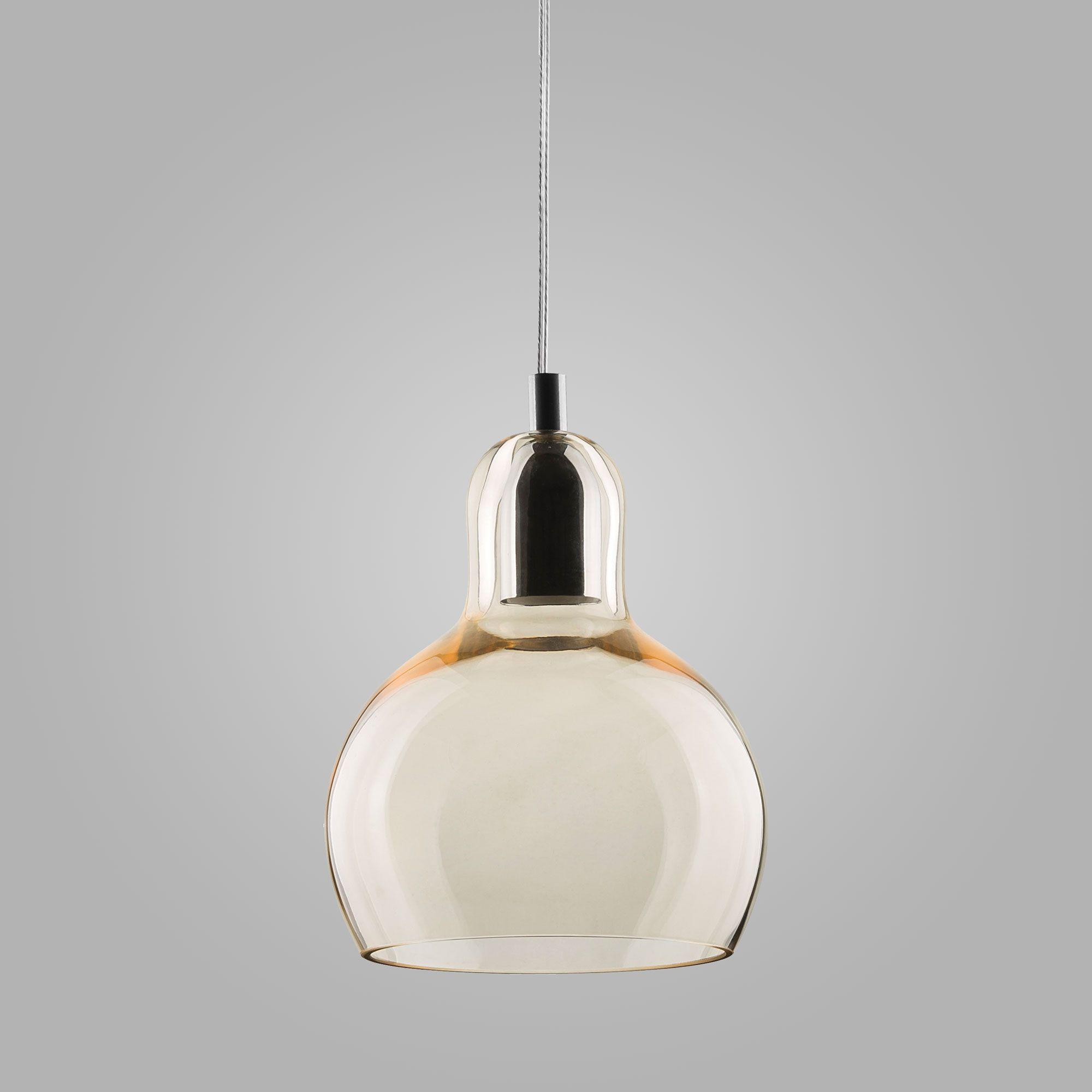 Светильник со стеклянным плафоном 601 Mango