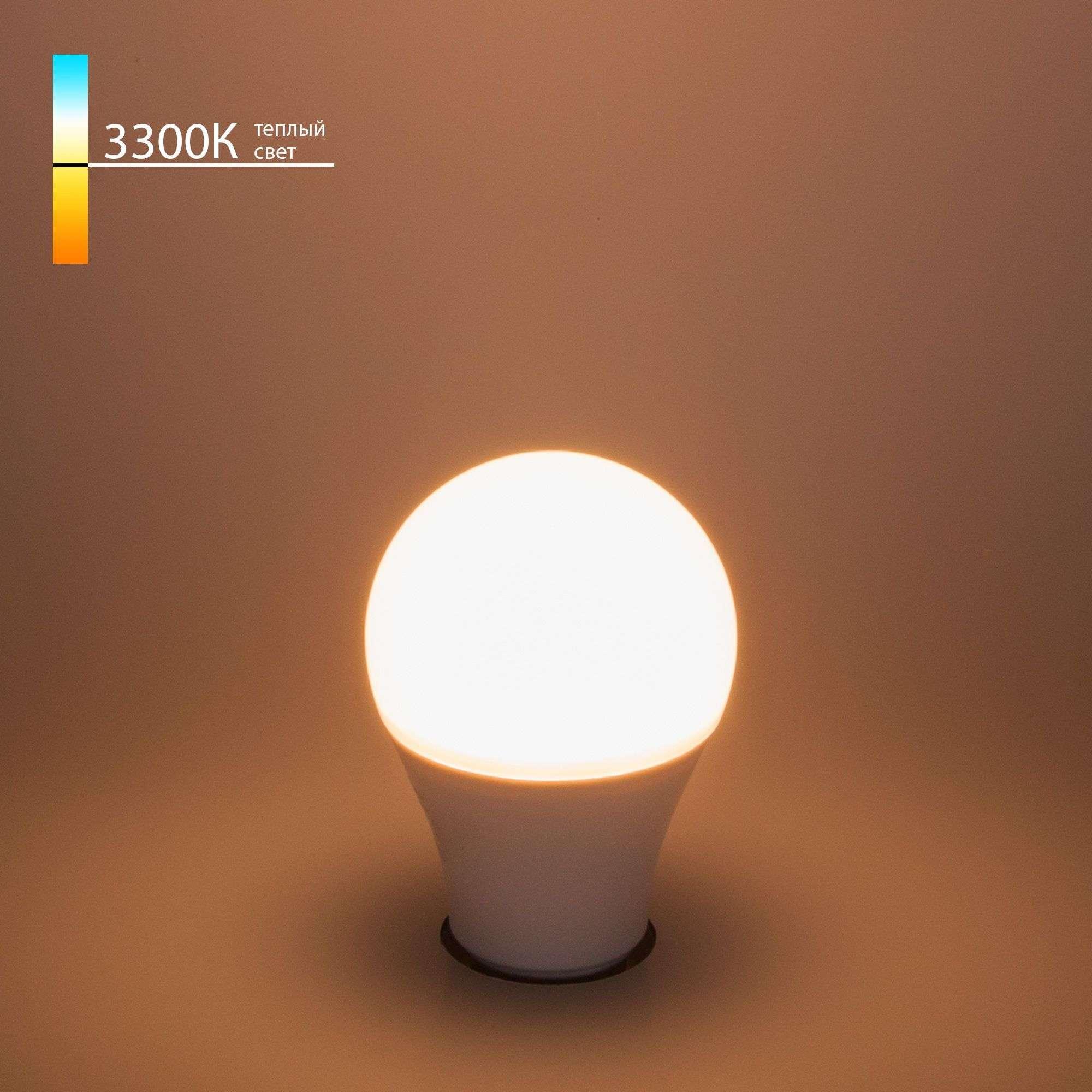 Светодиодная лампа A60 10W 3300K E27 Classic LED D 10W 3300K E27
