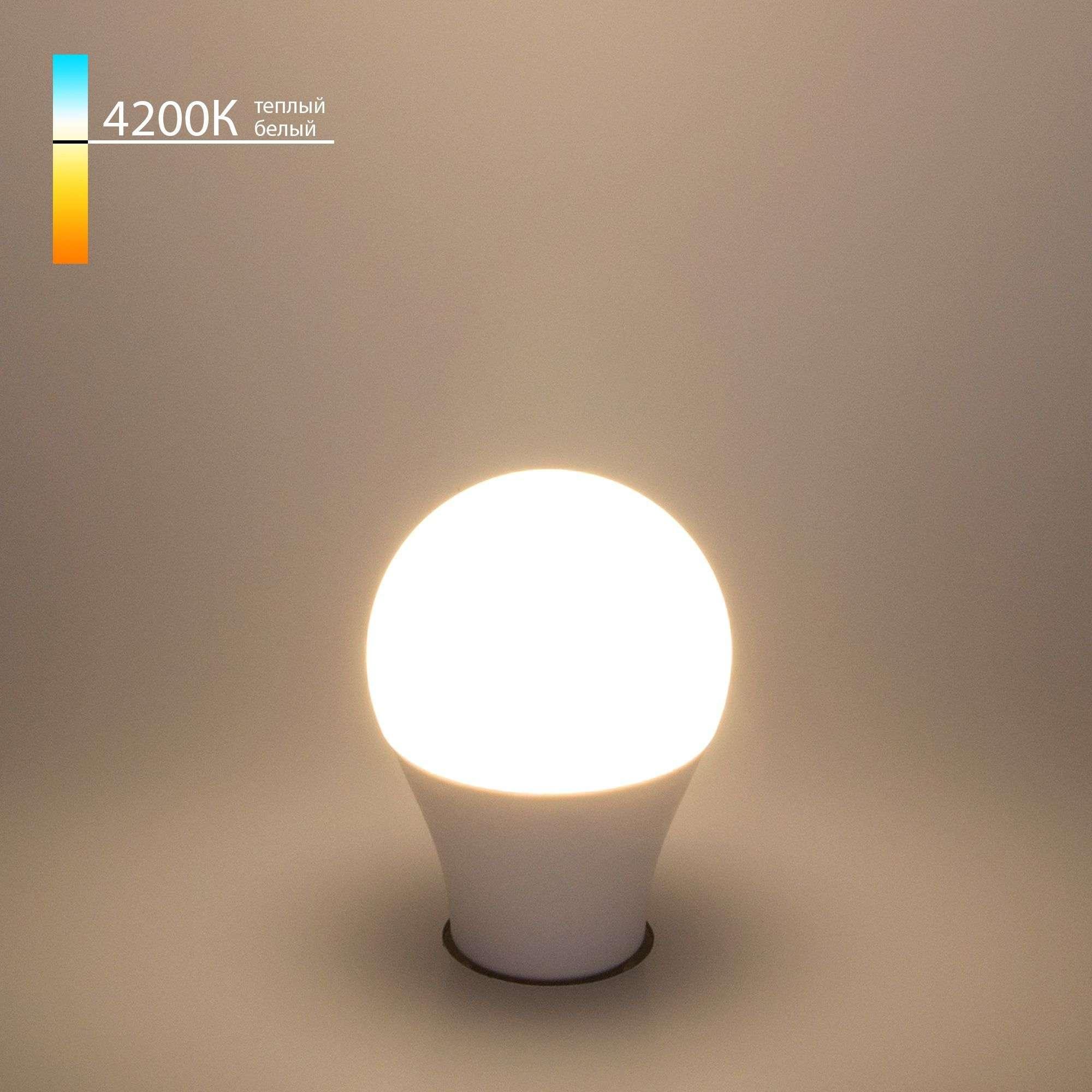 Светодиодная лампа A60 10W 4200K E27 Classic LED D 10W 4200K E27