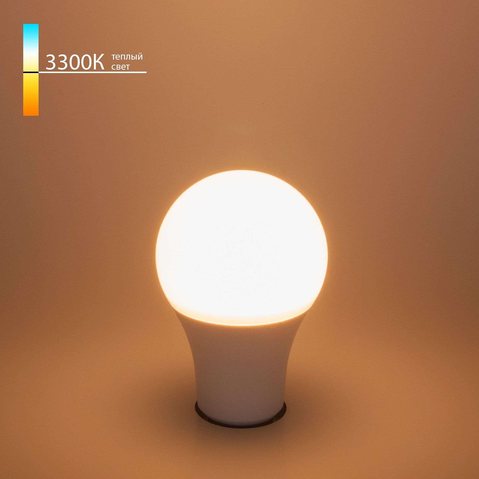 Светодиодная лампа A60 15W 3300K E27 Classic LED D 15W 3300K E27