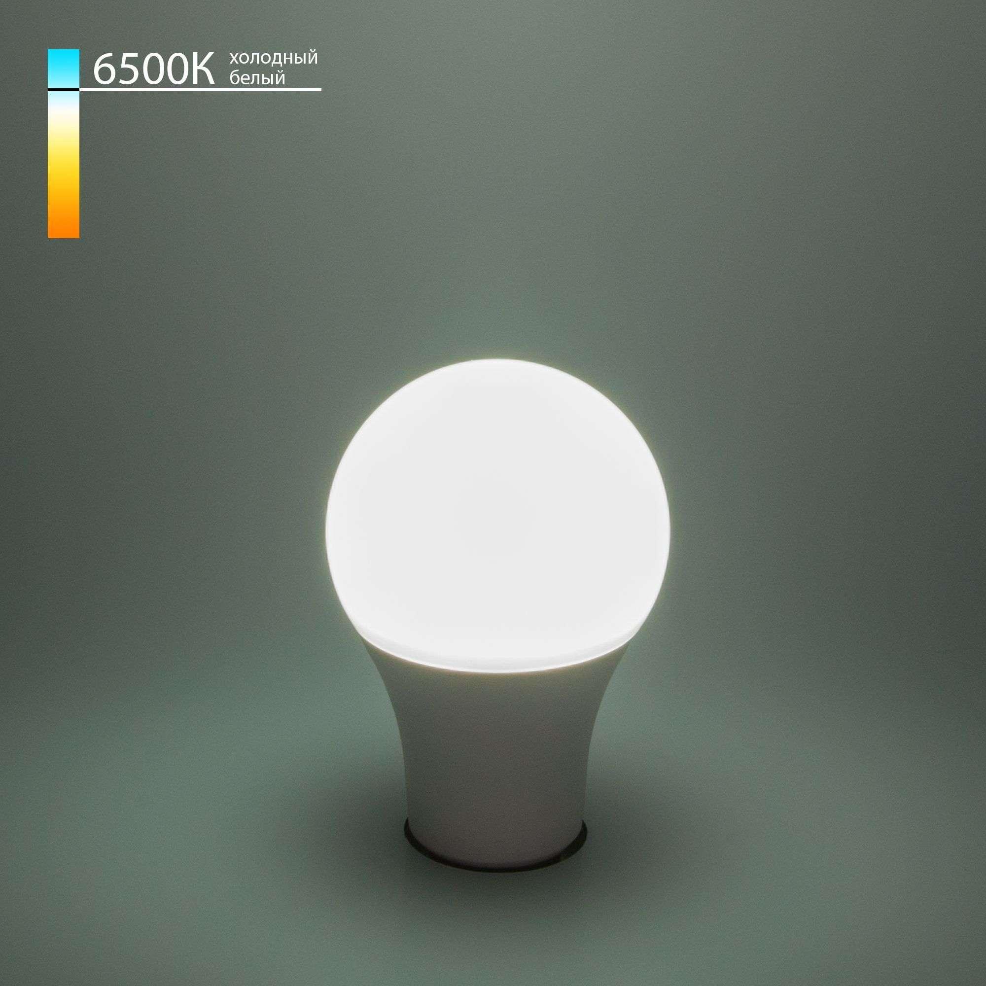 Светодиодная лампа A60 15W 6500K E27 Classic LED D 15W 6500K E27