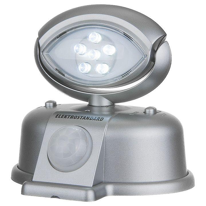 Светодиодный фонарь-ночник с поворотным механизмом и датчиком освещенности Glance FLF21-09-2W 06led