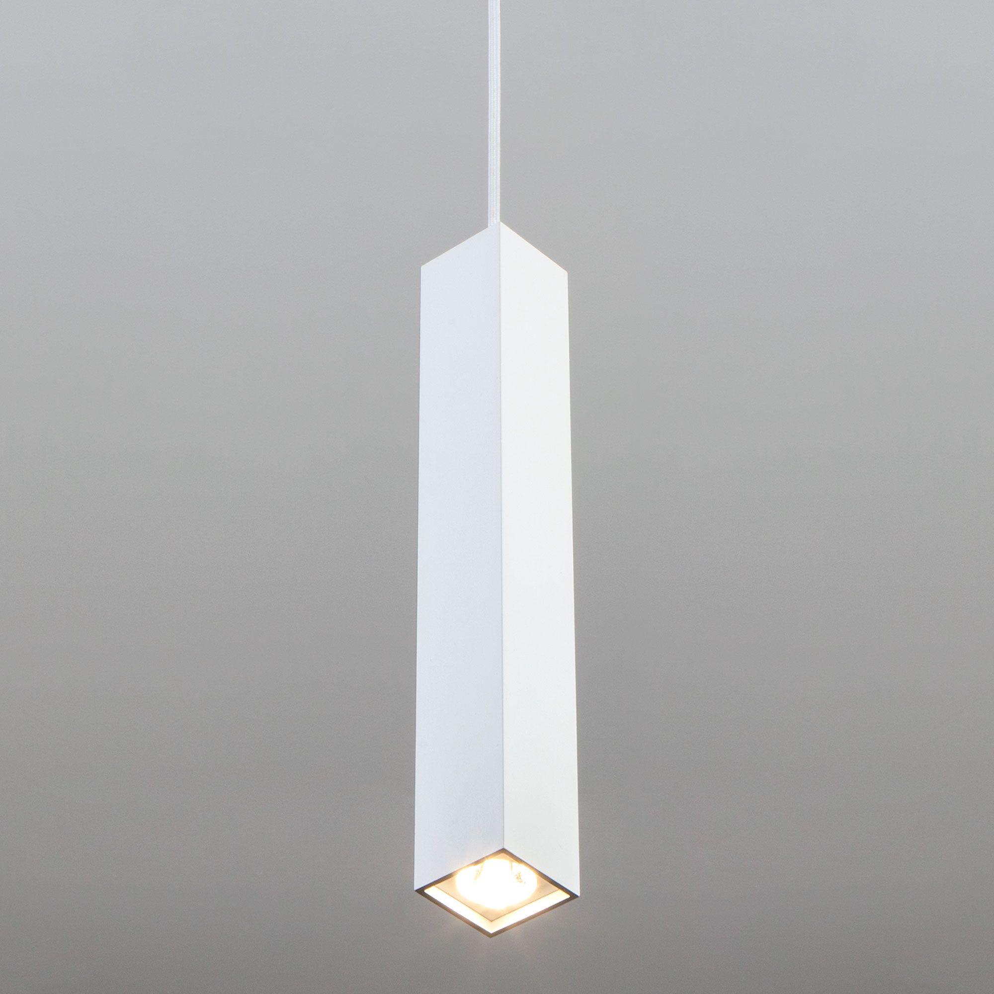 Светодиодный подвесной светильник 50154/1 LED белый