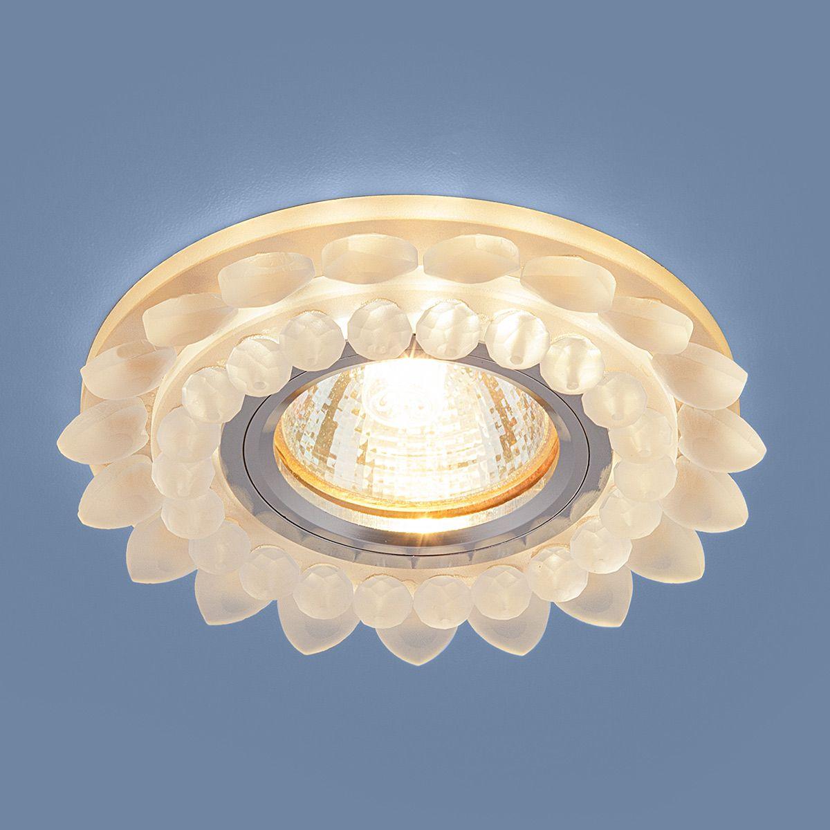 Точечный светильник с LED подсветкой 2208 MR16 Fruit Ice фруктовый лед