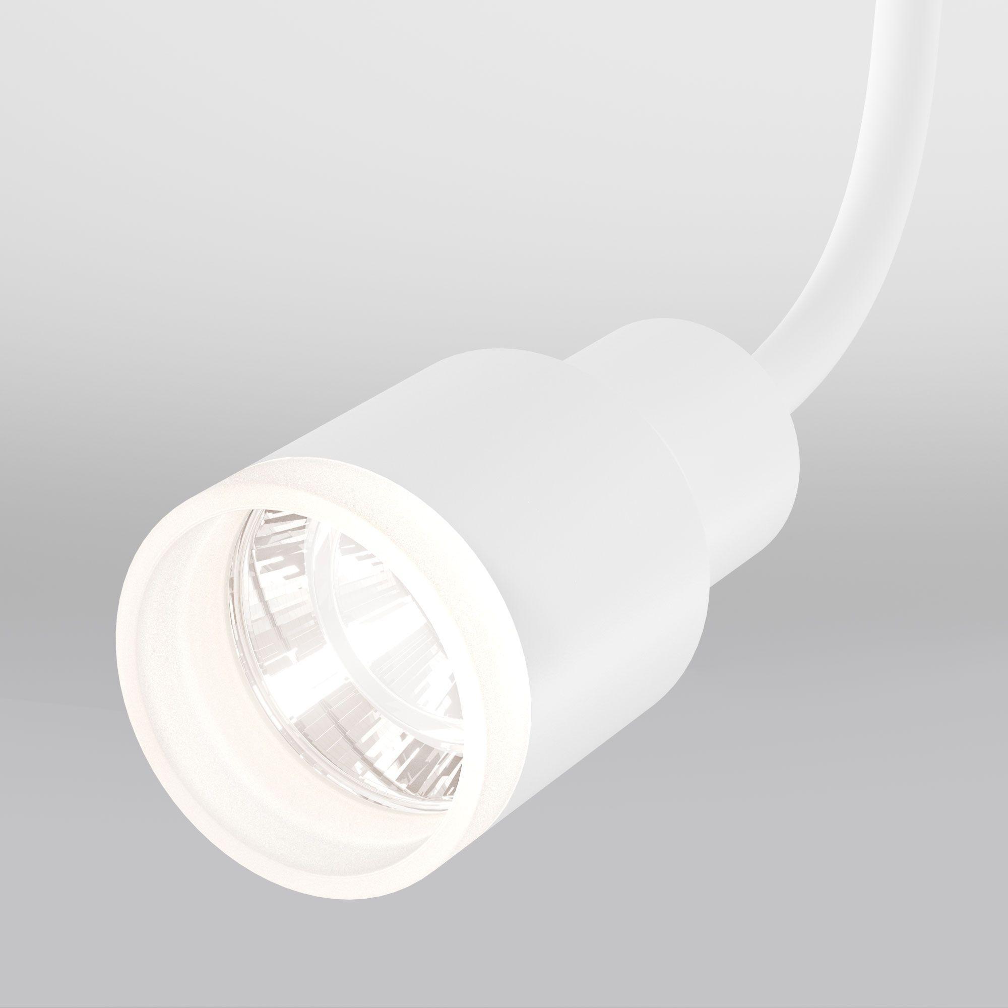 Трековый светодиодный светильник для однофазного шинопровода Molly Flex белый 7W 4200K (1 шт.) LTB38