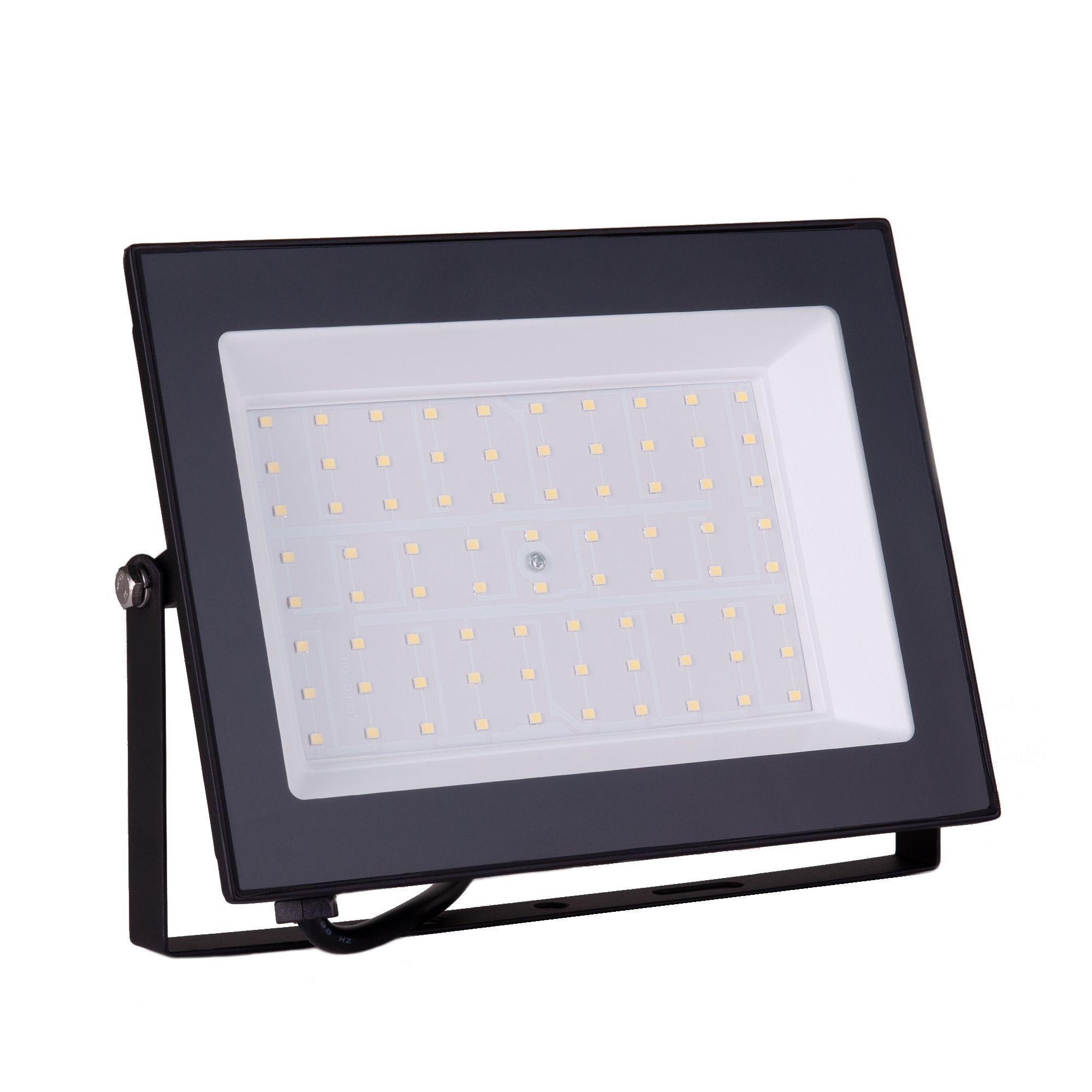 Уличный светодиодный прожектор 100W 6500K IP65 011 FL LED