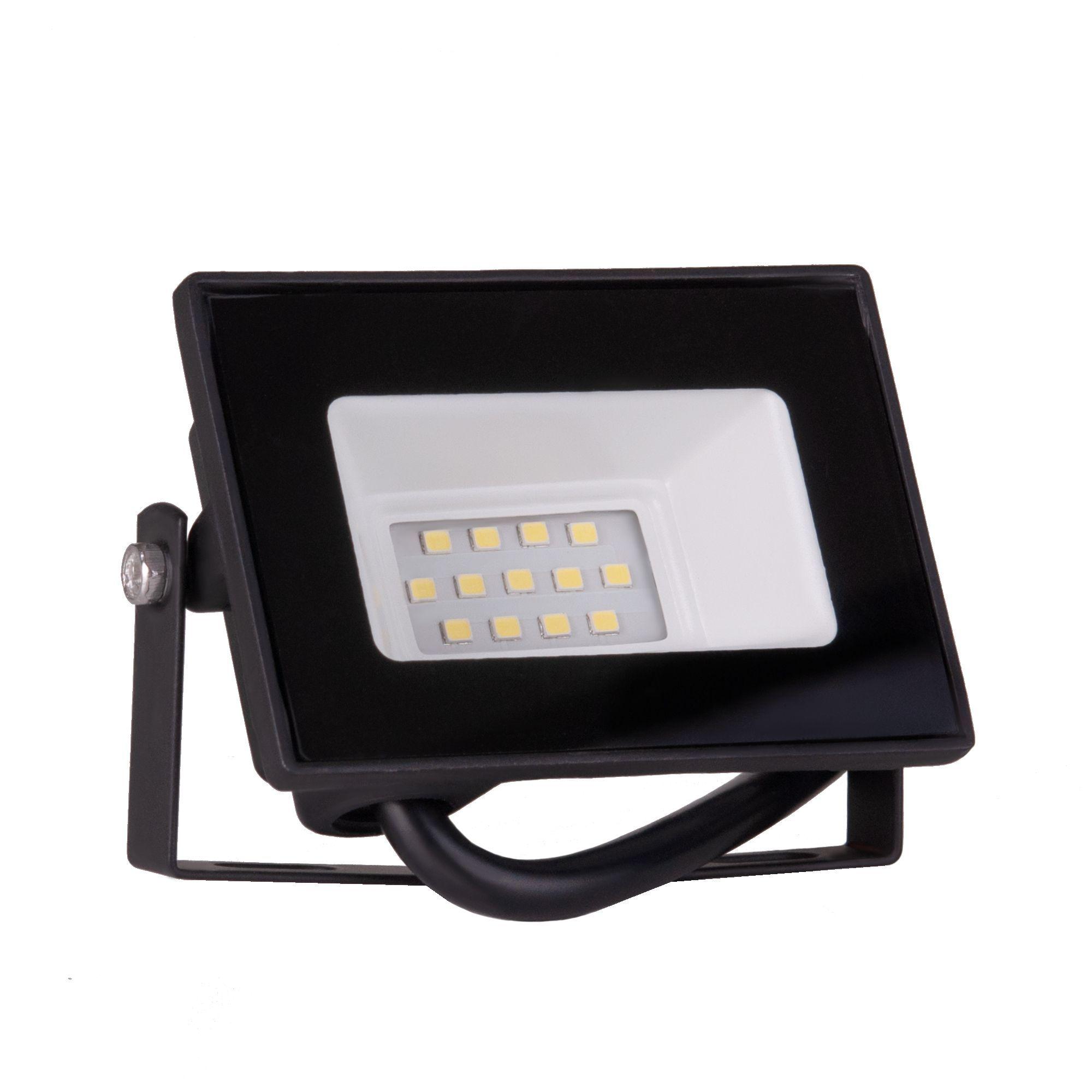 Уличный светодиодный прожектор 10W 6500K IP65 010 FL LED
