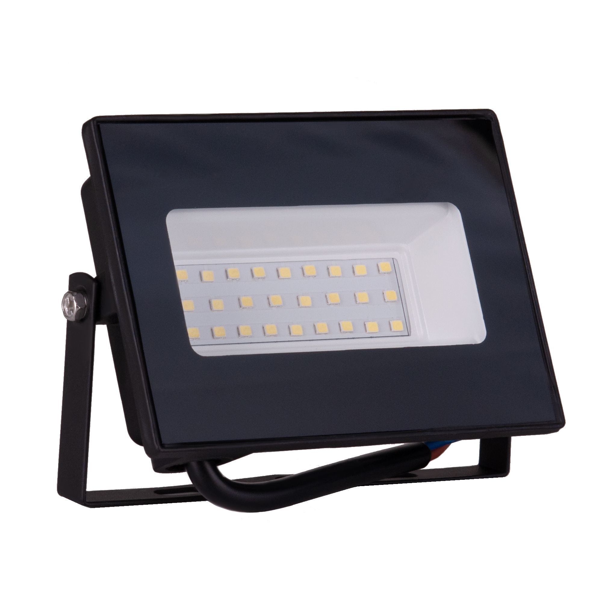 Уличный светодиодный прожектор 30W 6500K IP65 013 FL LED 30W 6500K IP65