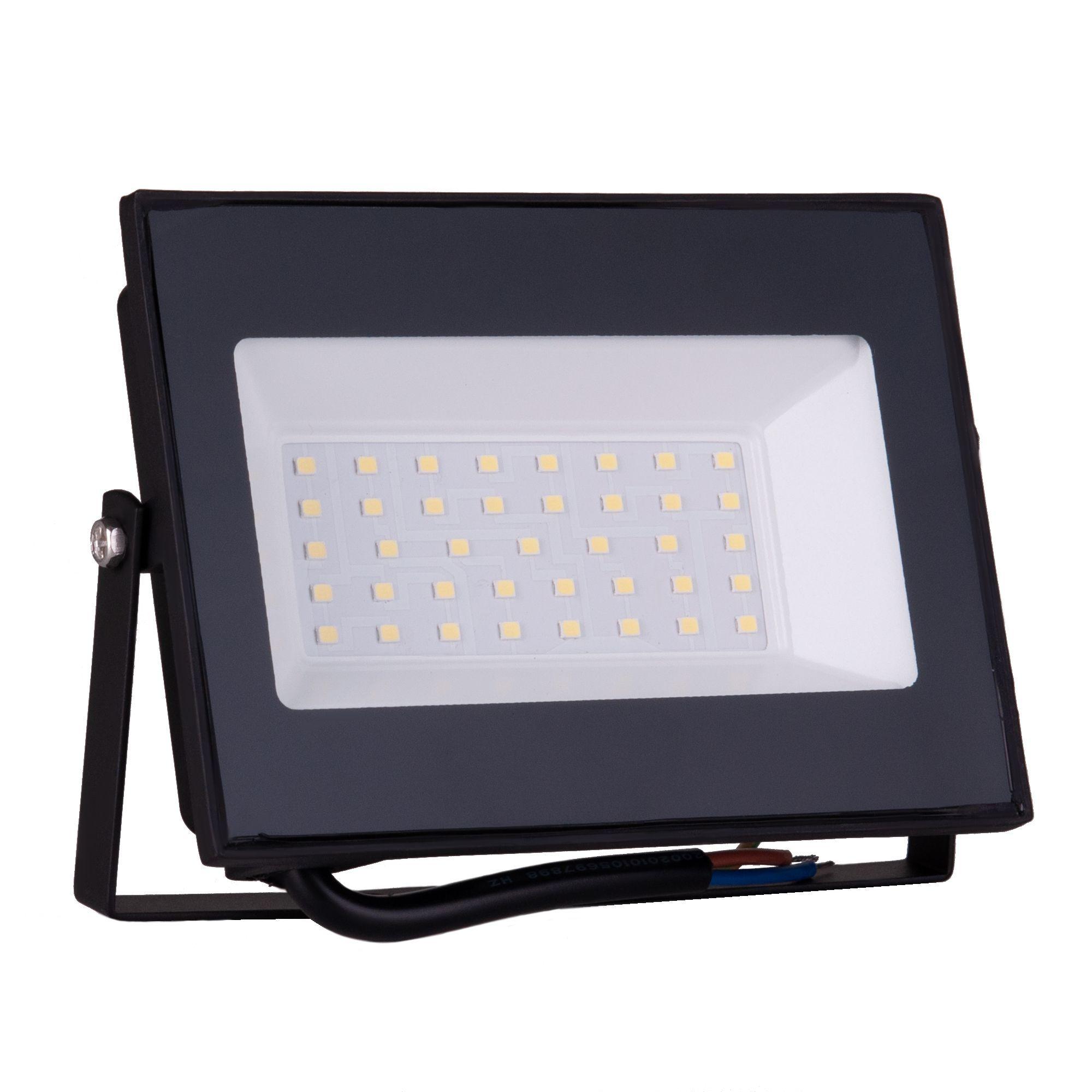 Уличный светодиодный прожектор 50W 6500K IP65 015 FL LED