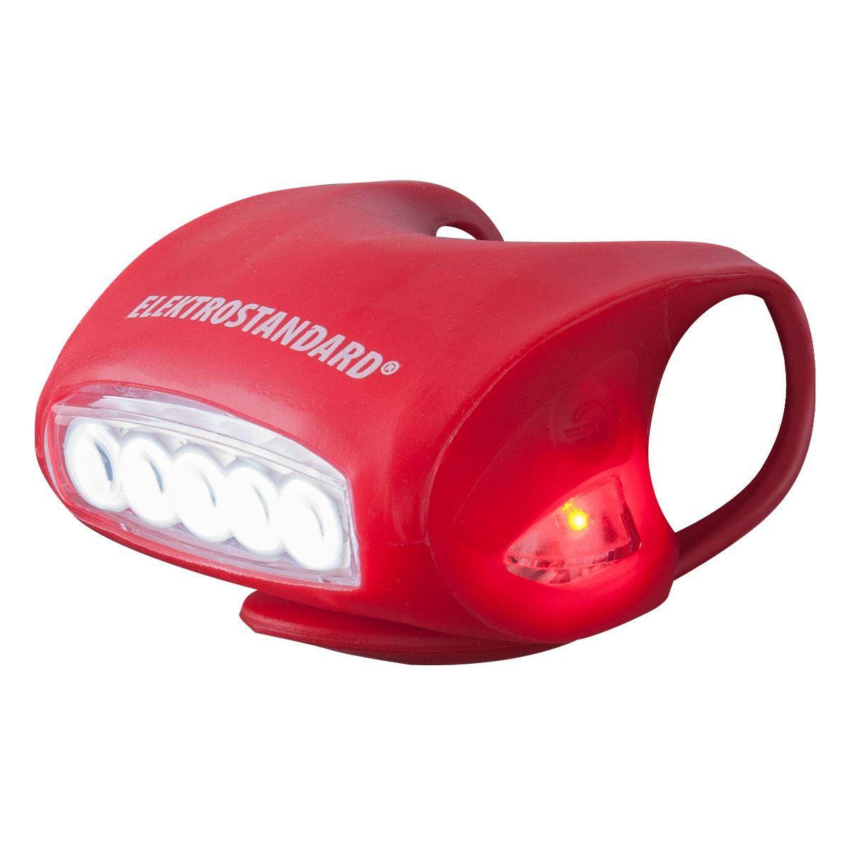 Велосипедный светодиодный фонарь Forward FLB01-06W красный
