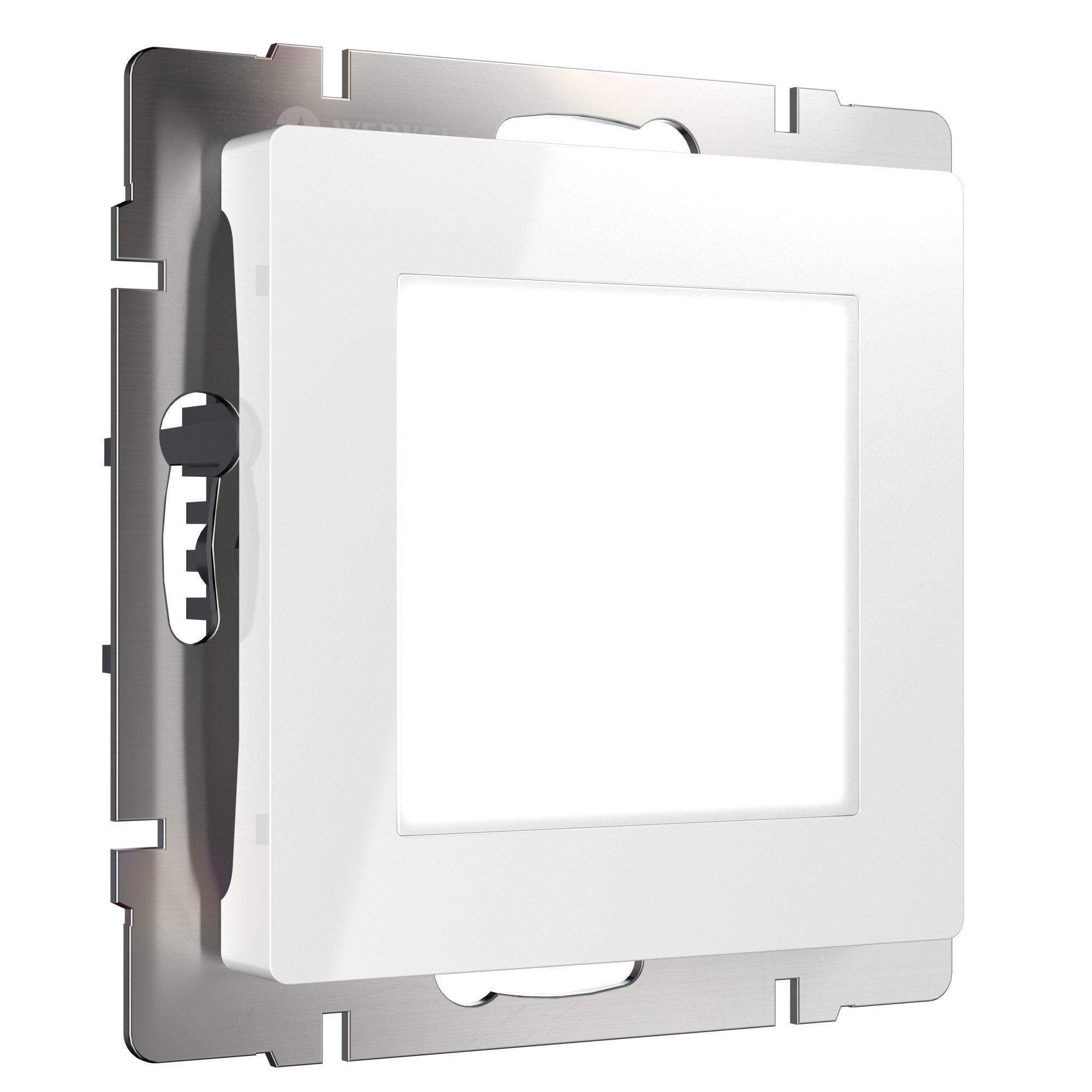 Встраиваемая LED подсветка белый WL01-BL-03-LED