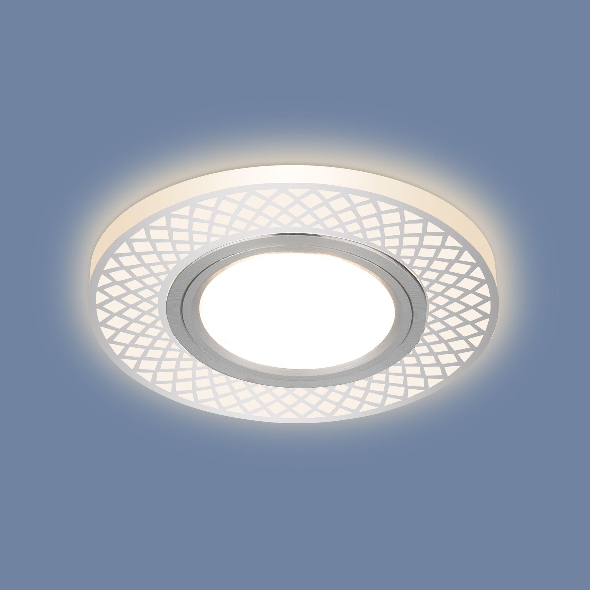 Встраиваемый точечный светильник со светодиодной подсветкой 2232 MR16